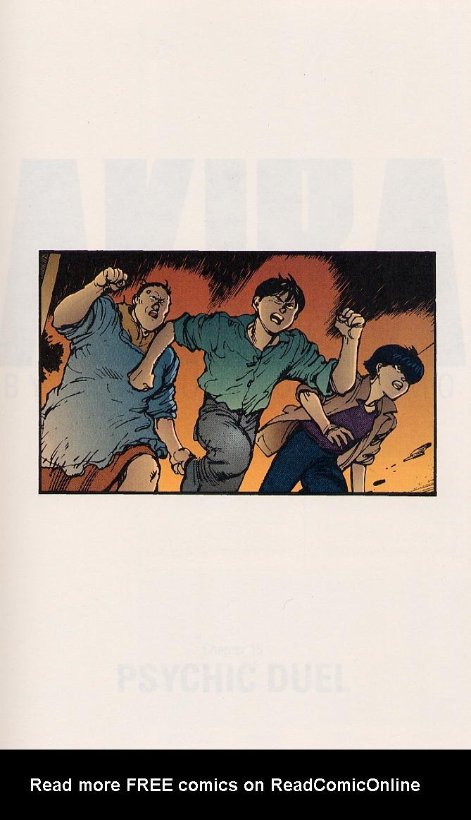 Read online Akira comic -  Issue #15 - 3