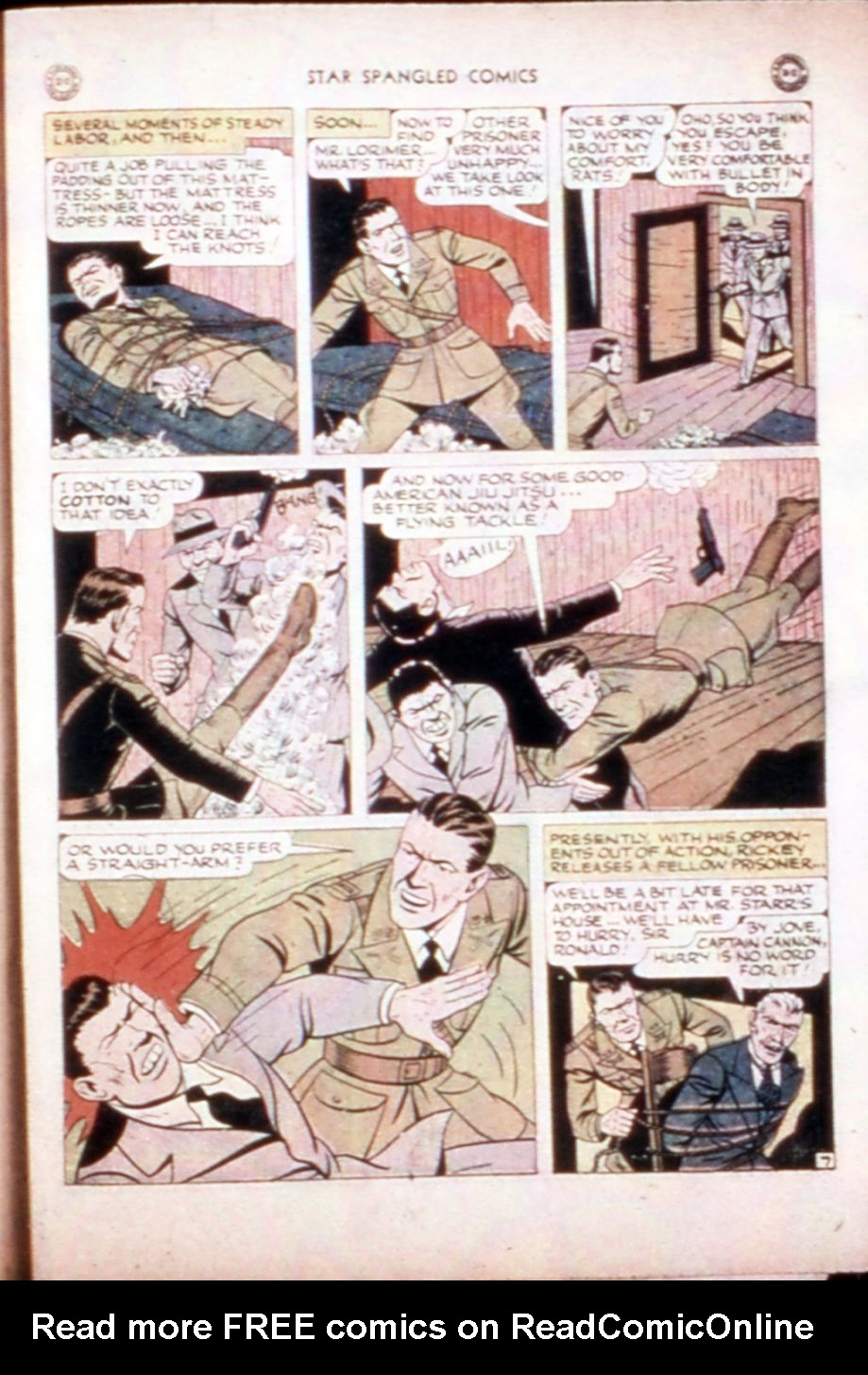 Star Spangled Comics (1941) issue 43 - Page 46