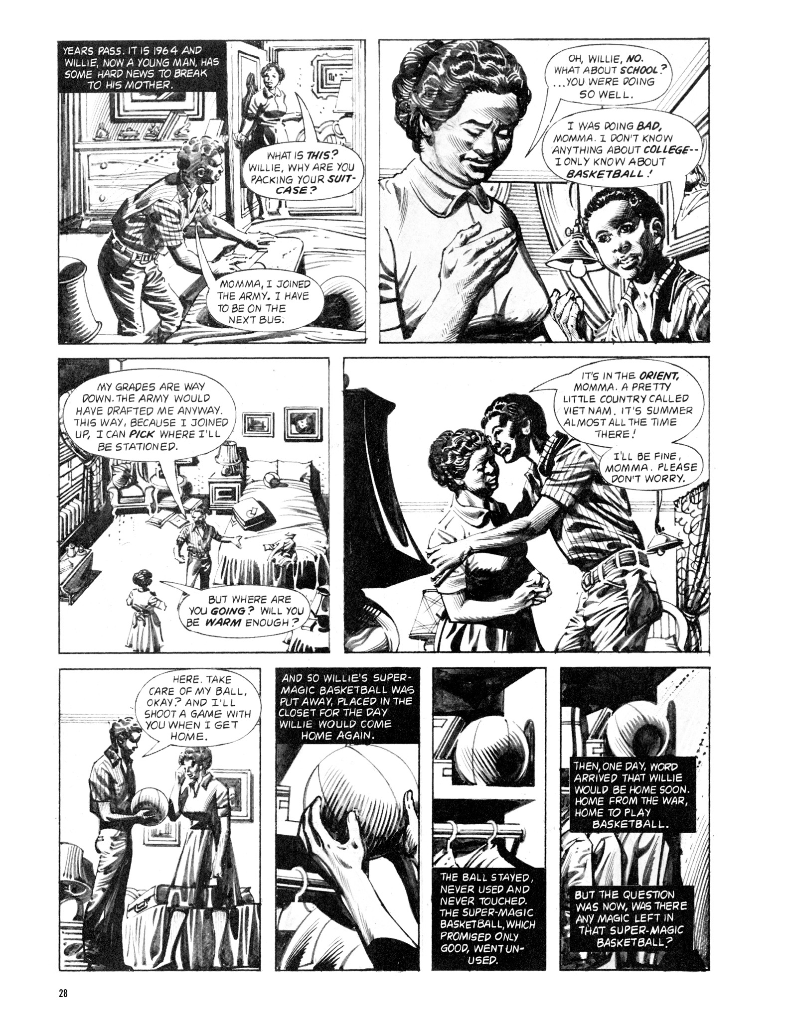 Read online Eerie Archives comic -  Issue # TPB 20 - 28