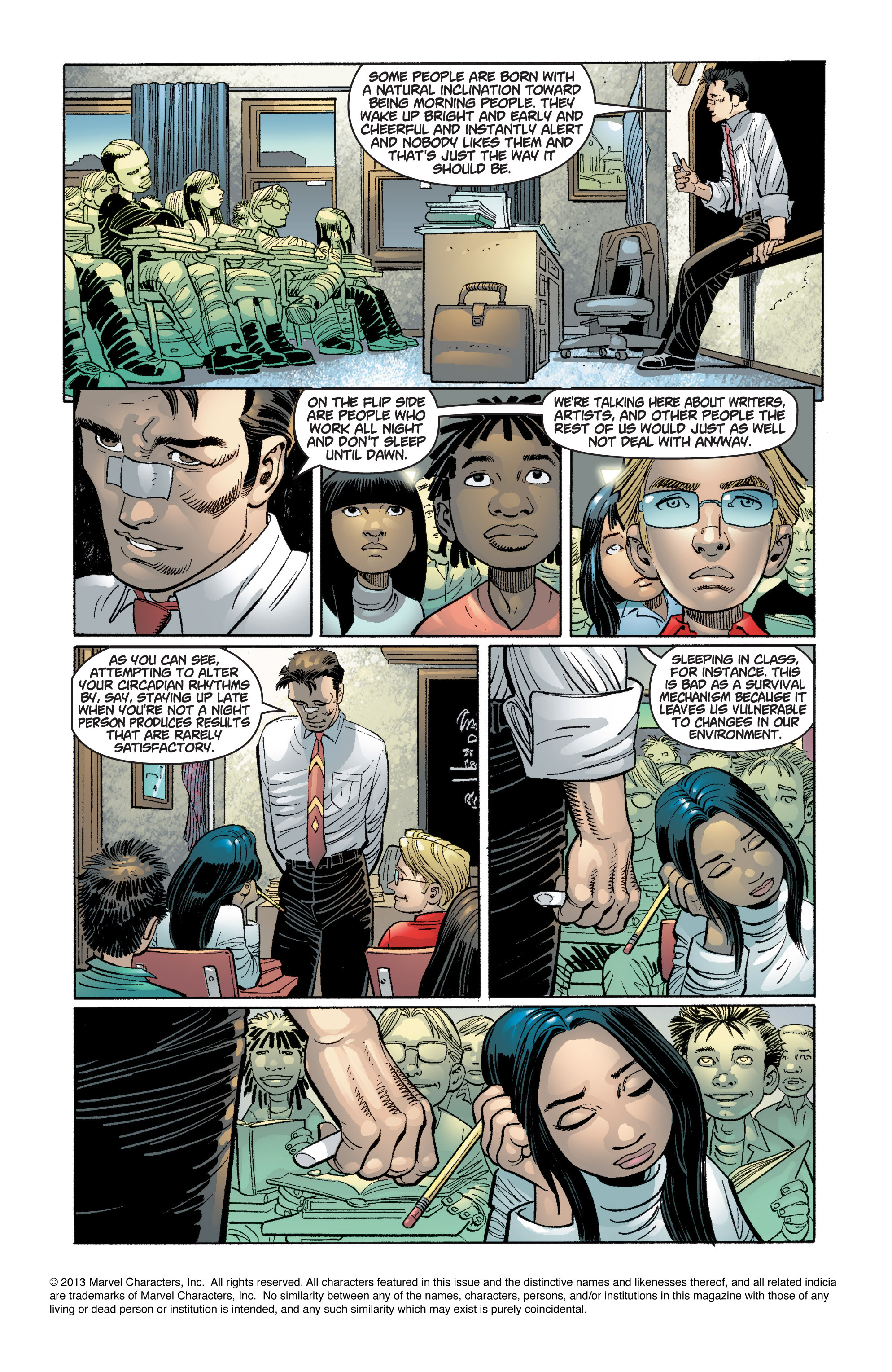 The Amazing Spider-Man (1999) 37 Page 4