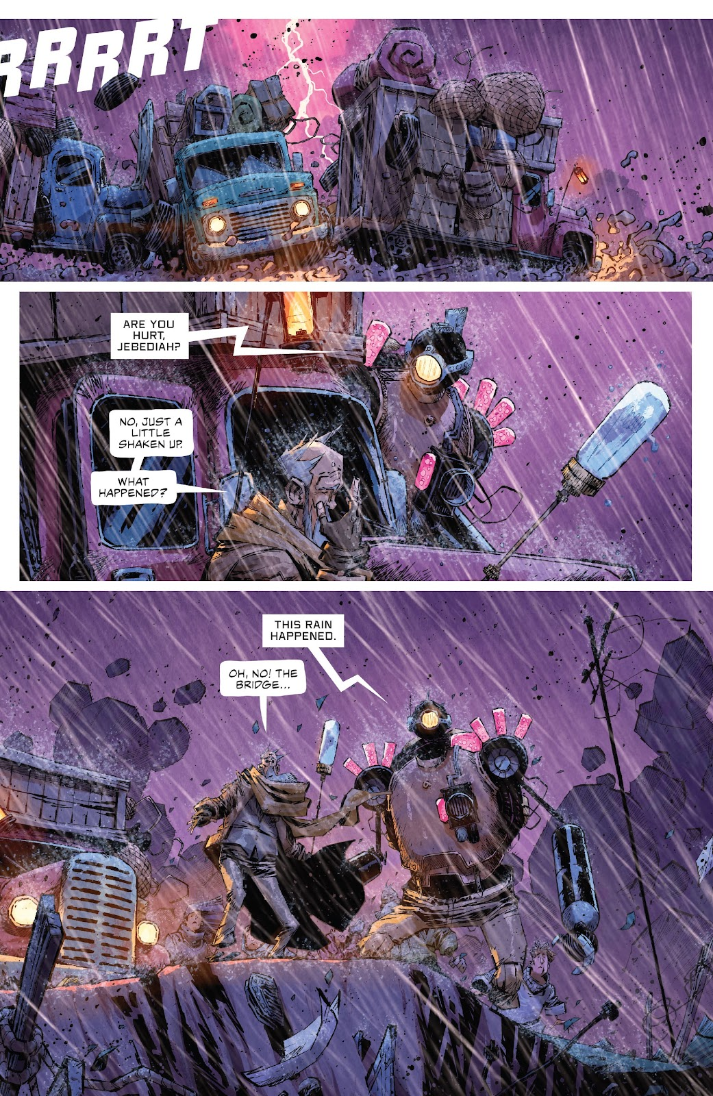 Read online Middlewest comic -  Issue #15 - 5