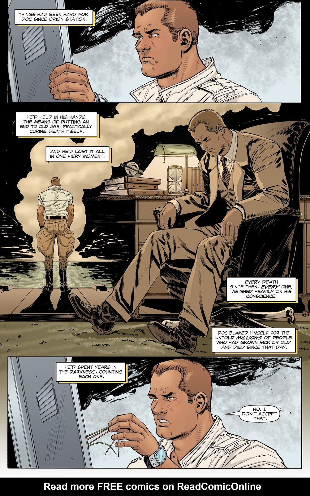 Doc Savage (2013) issue 4 - Page 22
