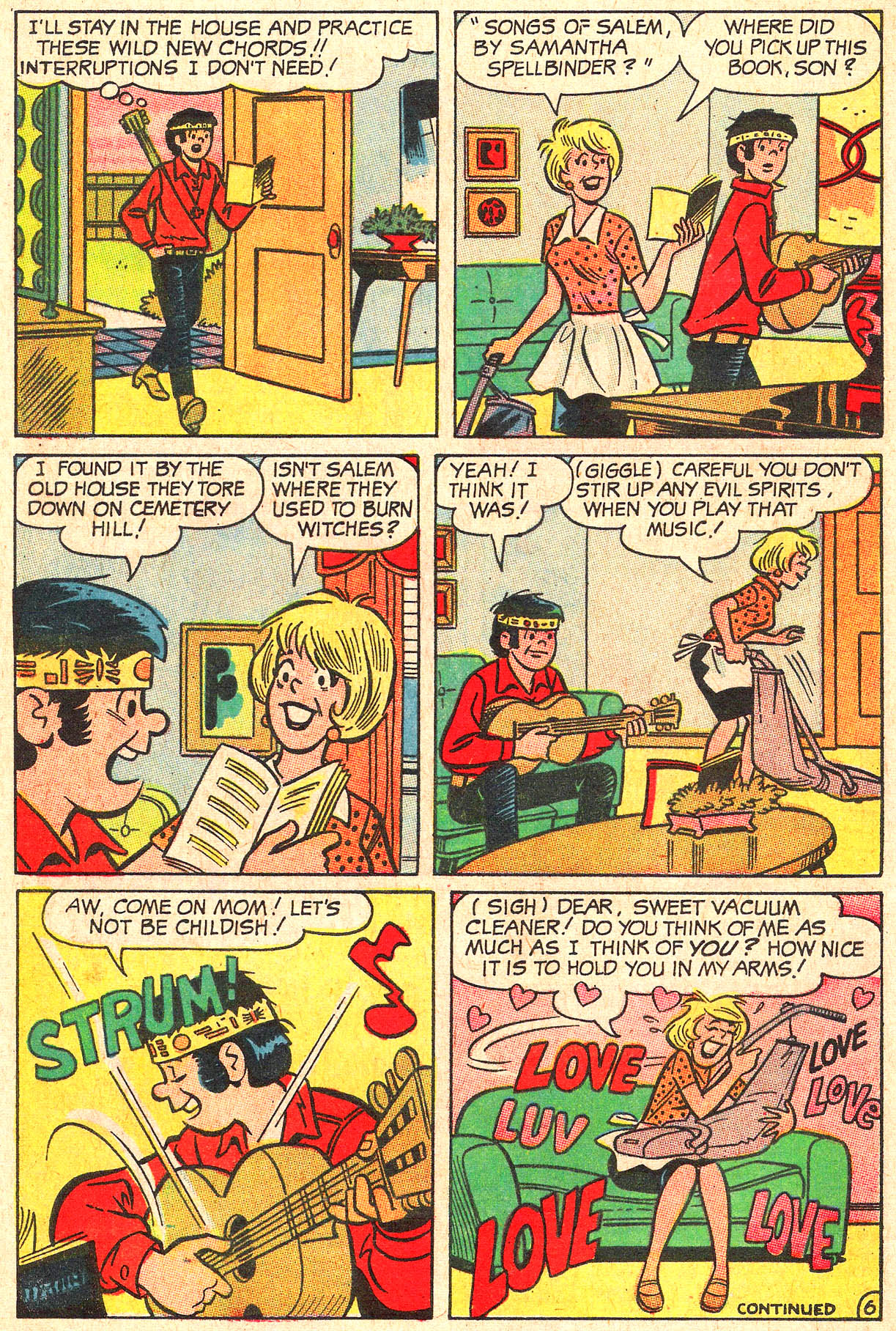 Read online She's Josie comic -  Issue #34 - 8