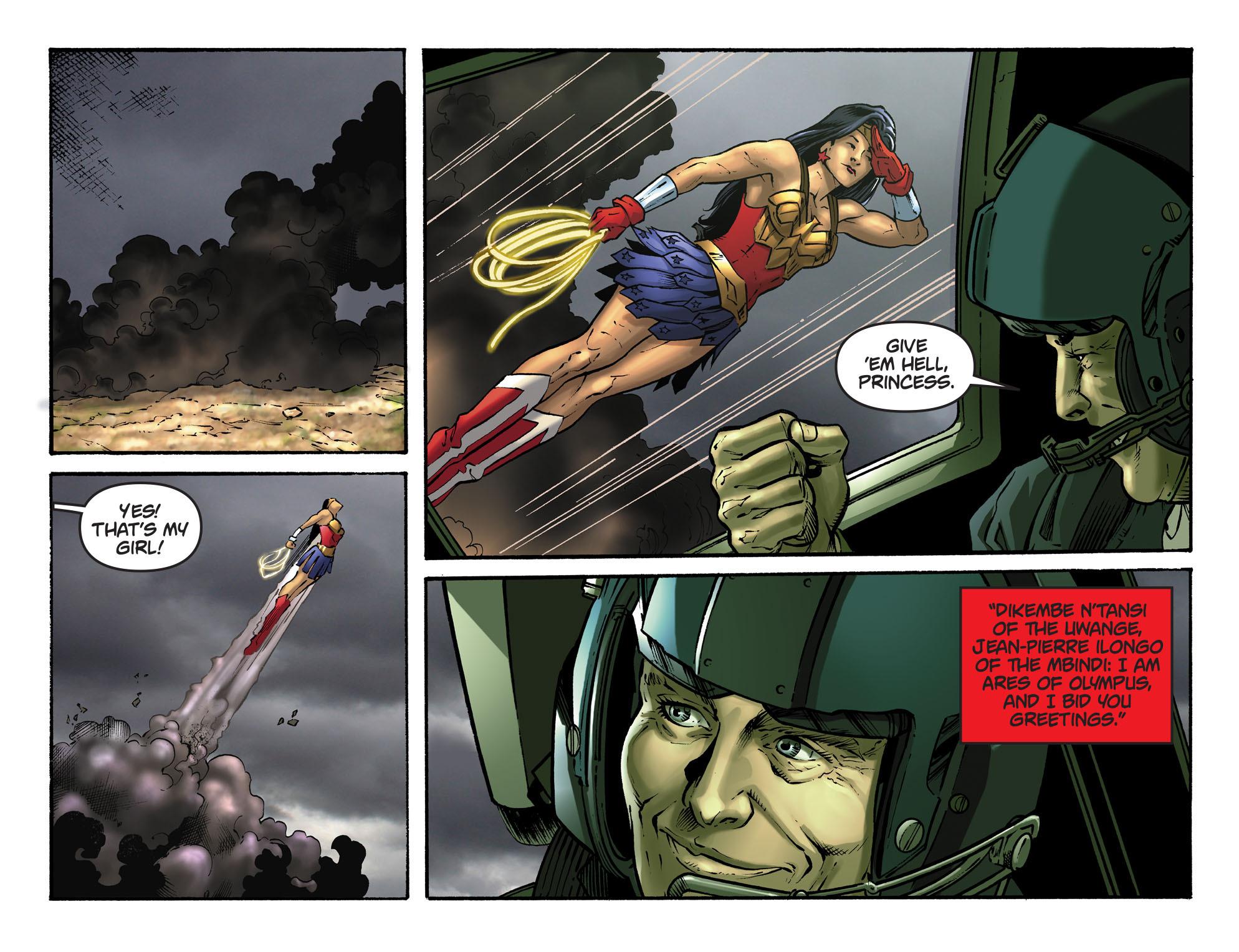 Read online Sensation Comics Featuring Wonder Woman comic -  Issue #35 - 14