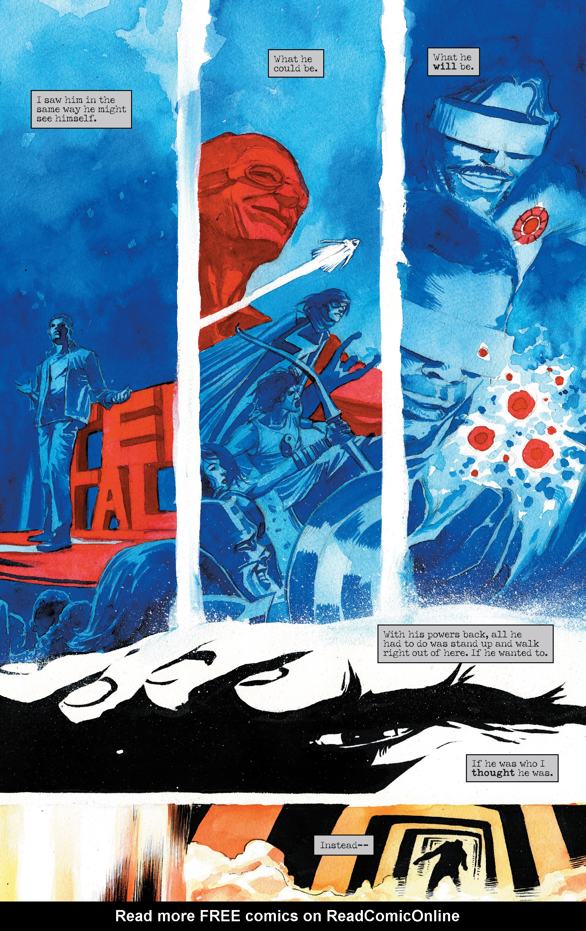 Read online Civil War II: Choosing Sides comic -  Issue #2 - 17