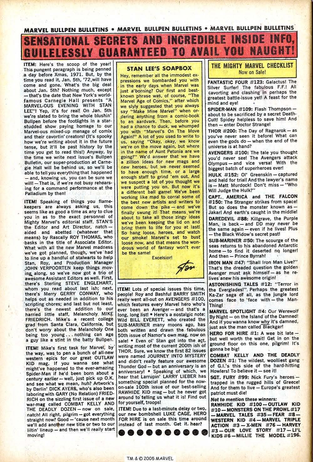 Uncanny X-Men (1963) 76 Page 31