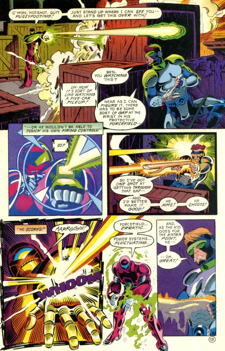 Read online Gunfire comic -  Issue #2 - 19