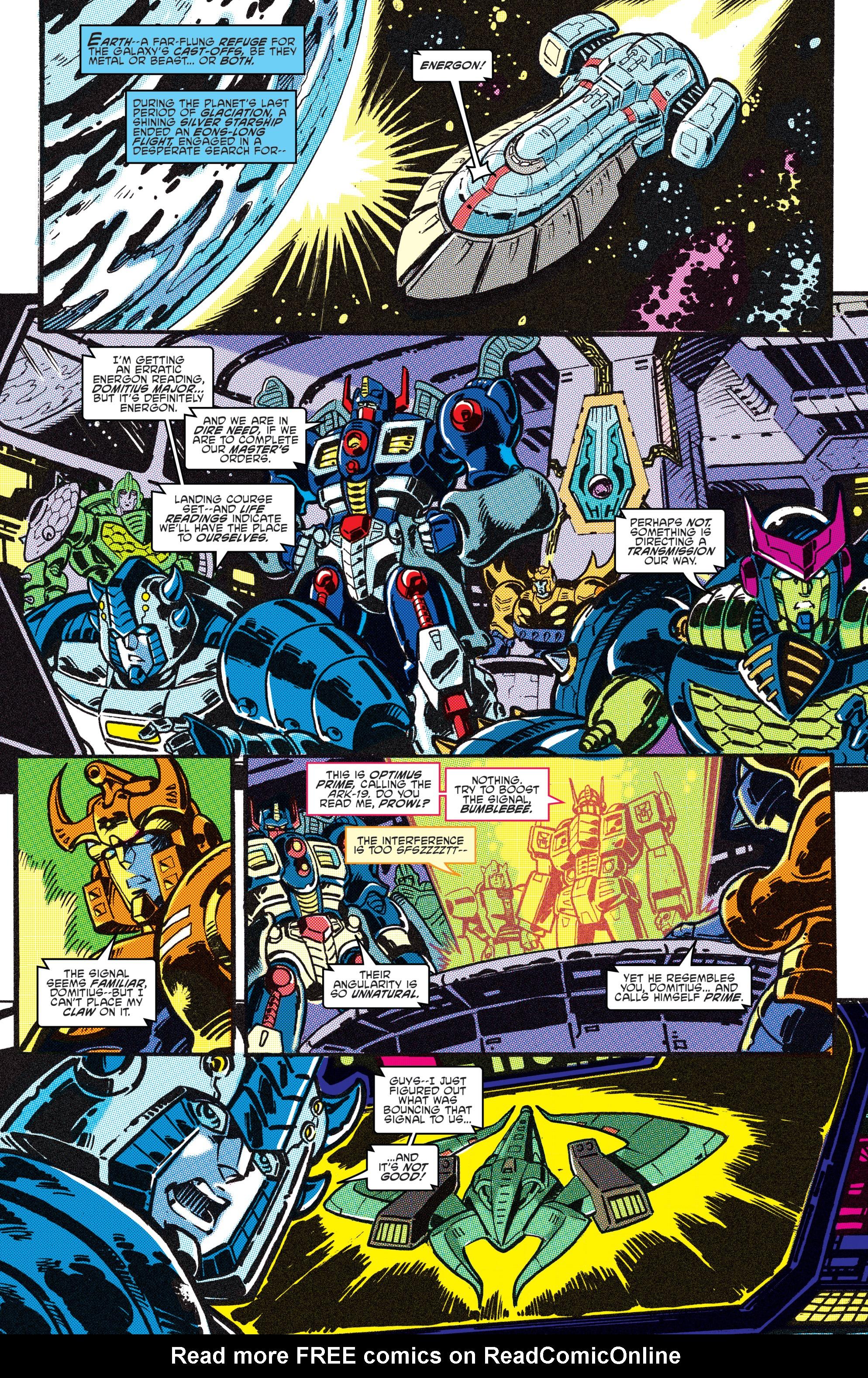 Read online Revolutionaries comic -  Issue #5 - 5