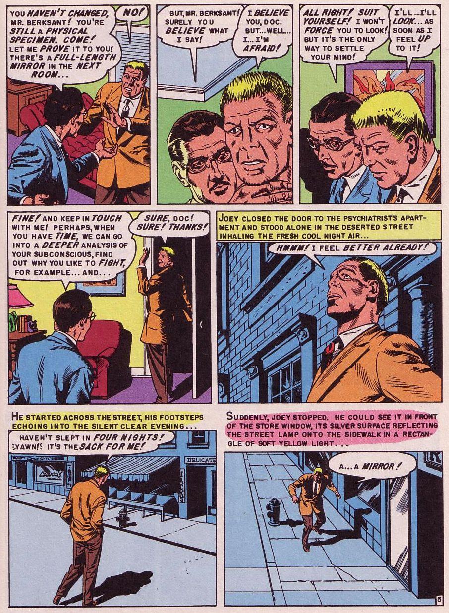 Read online Shock SuspenStories comic -  Issue #13 - 21