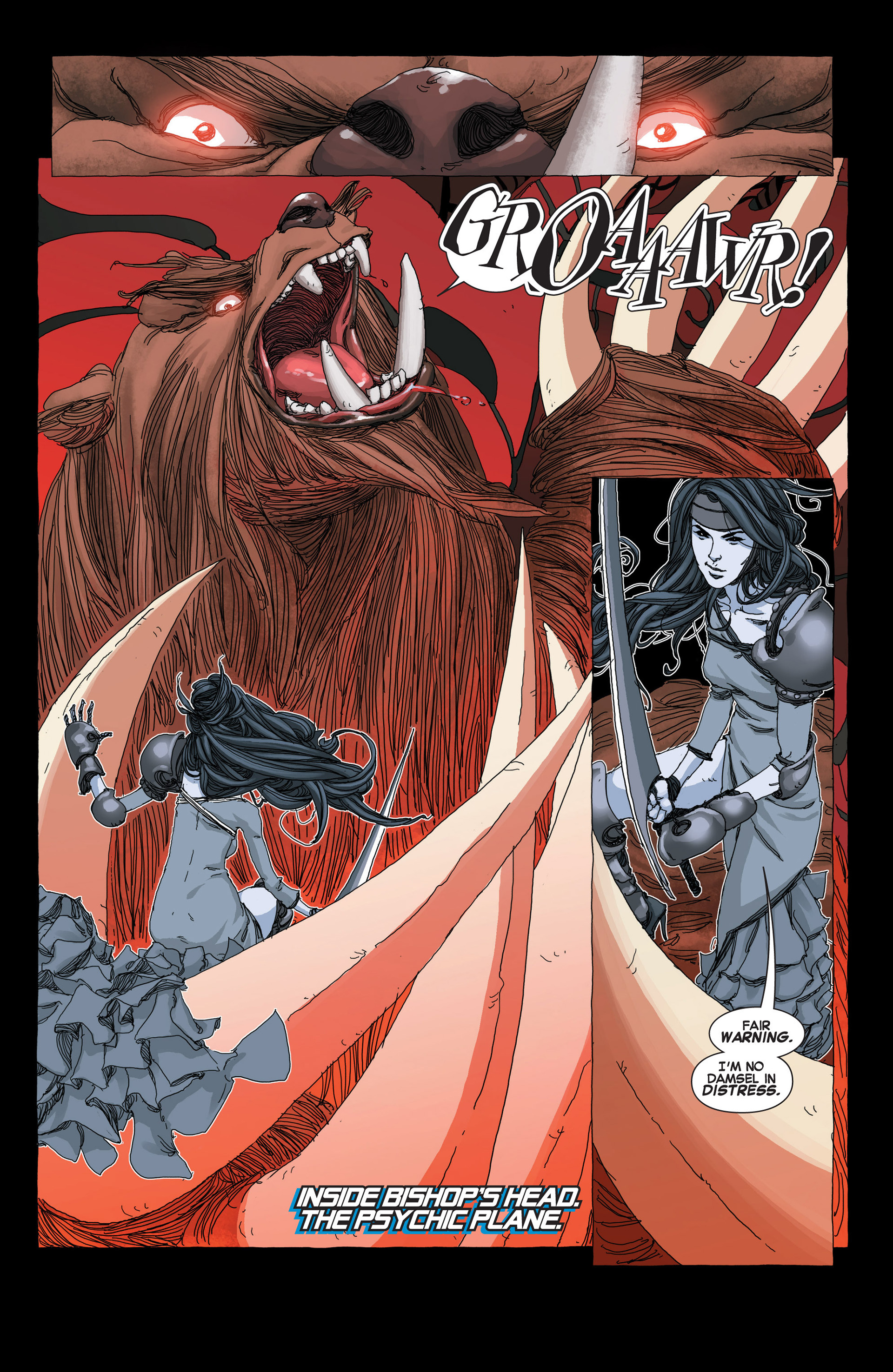 Read online Uncanny X-Force (2013) comic -  Issue #4 - 4
