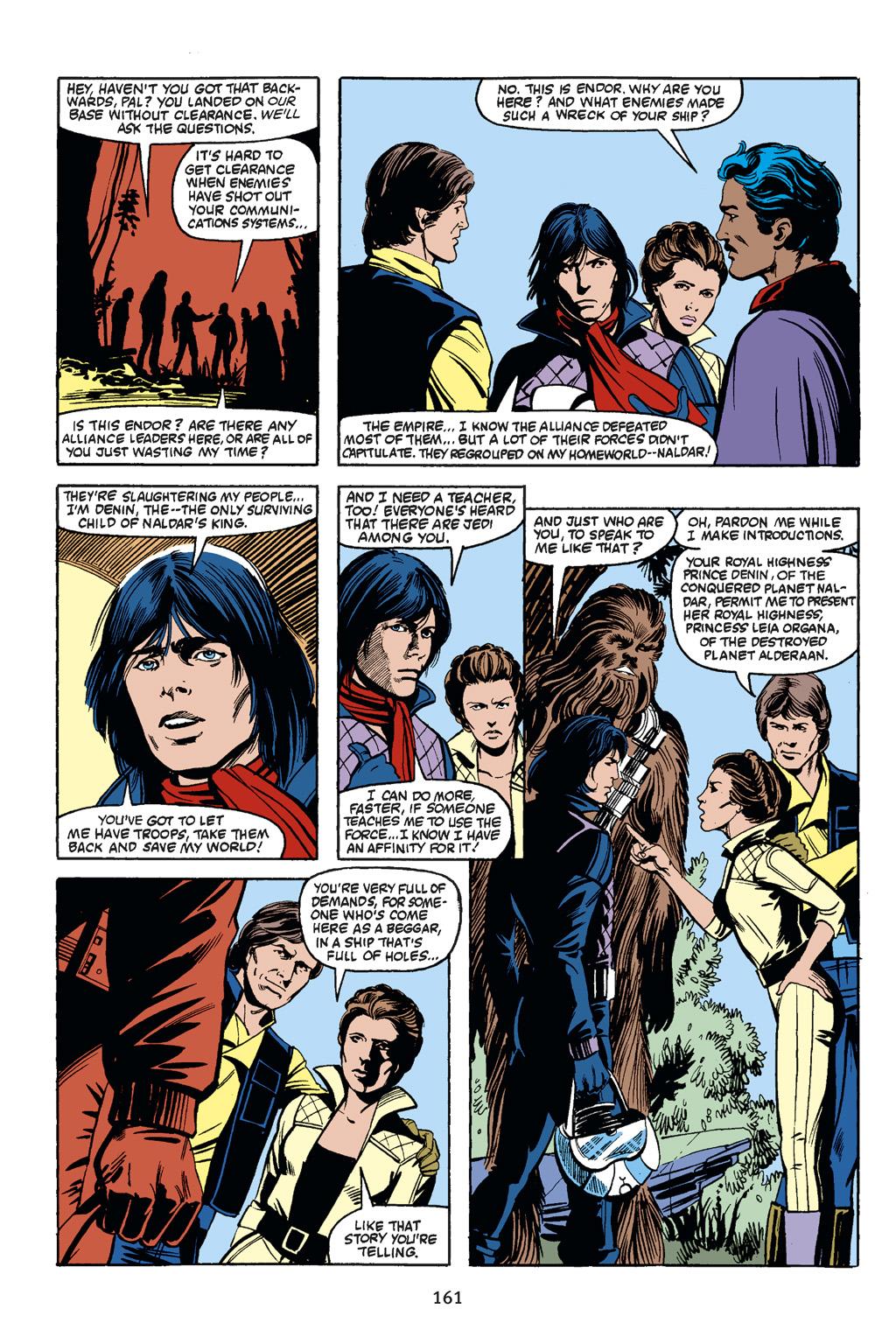 Read online Star Wars Omnibus comic -  Issue # Vol. 21 - 154