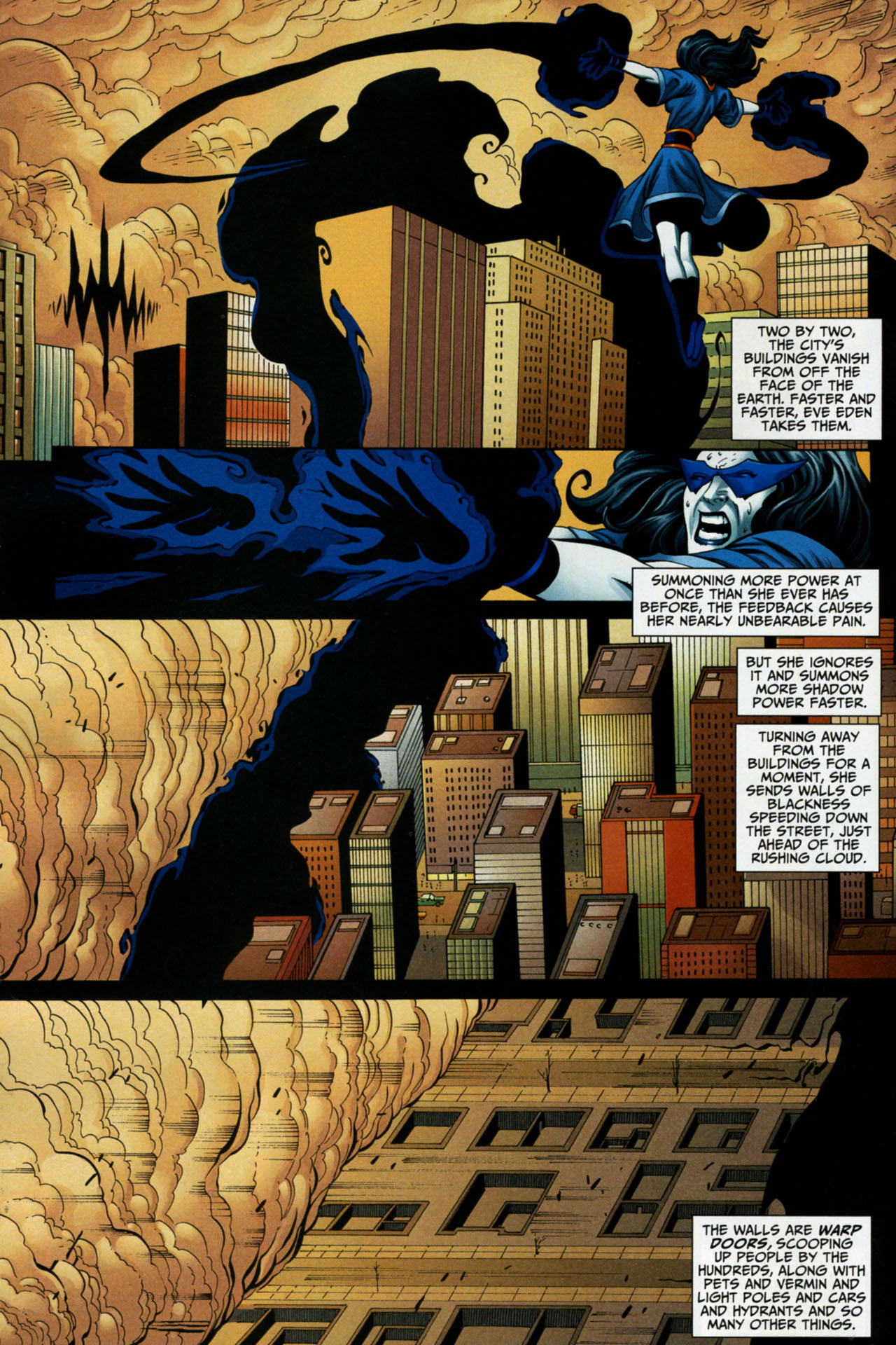 Read online Shadowpact comic -  Issue #16 - 8