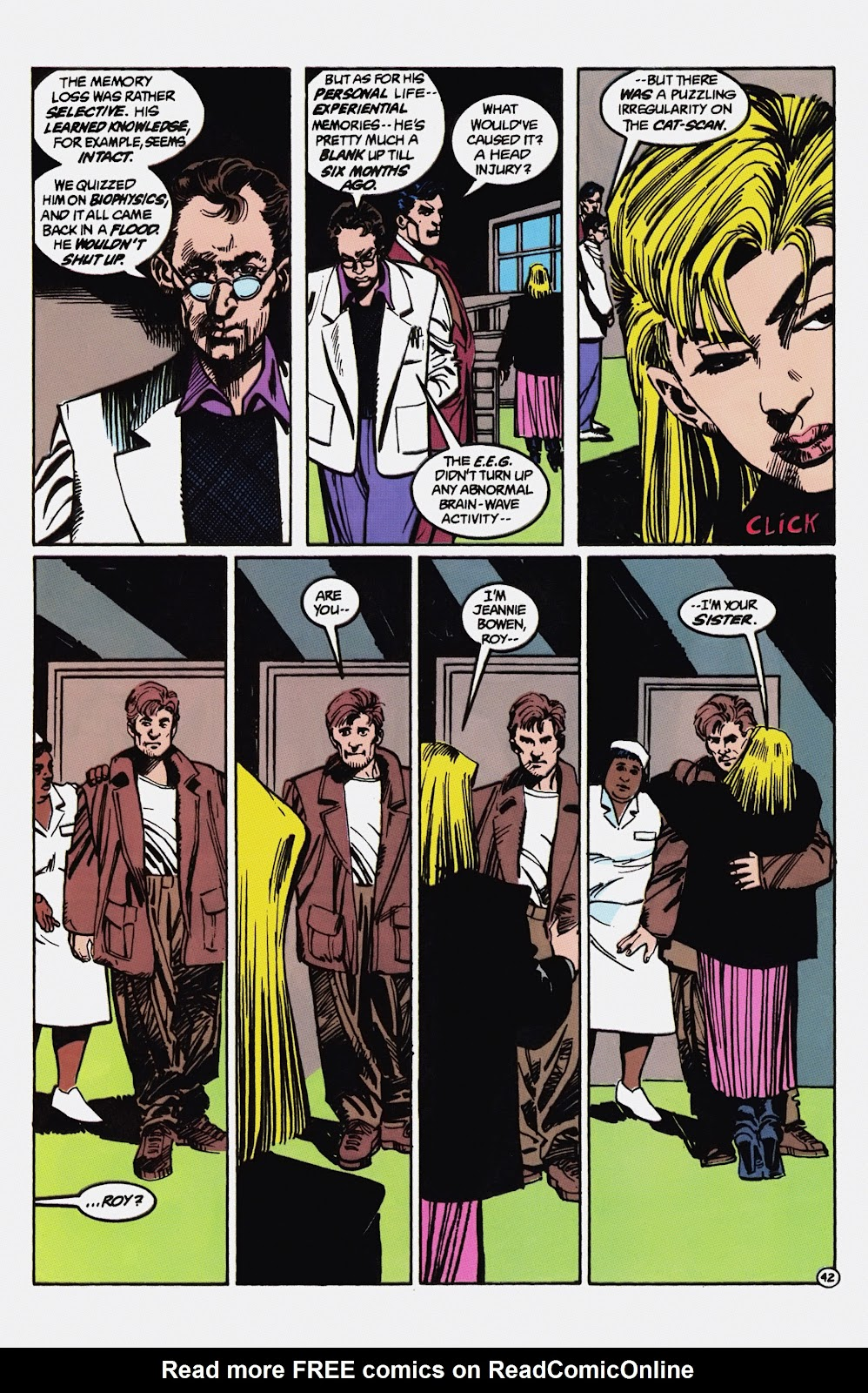 Read online Detective Comics (1937) comic -  Issue # _TPB Batman - Blind Justice (Part 1) - 47