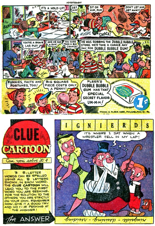 Read online Adventure Comics (1938) comic -  Issue #160 - 16