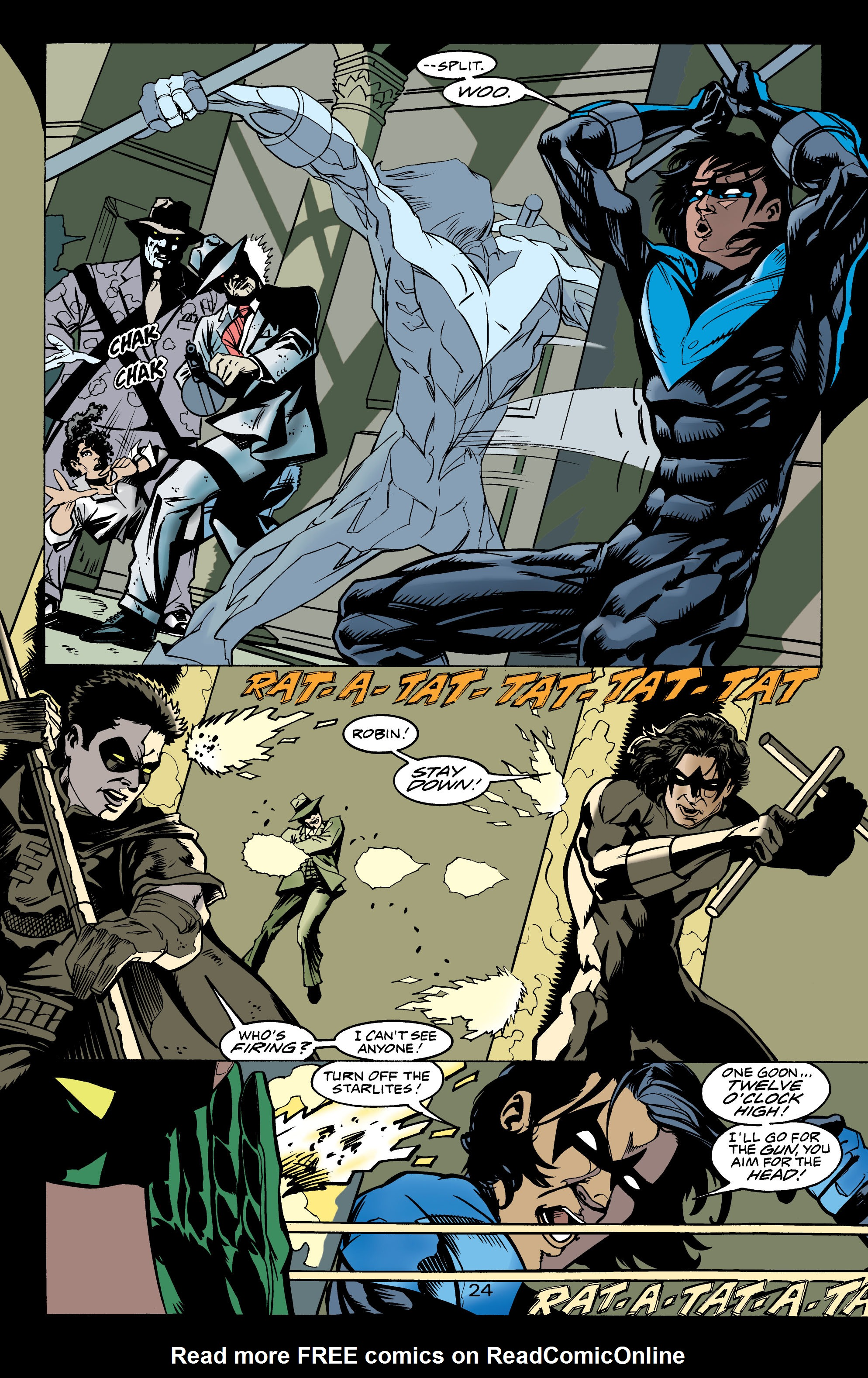 Read online Batman: Day of Judgment comic -  Issue # Full - 25