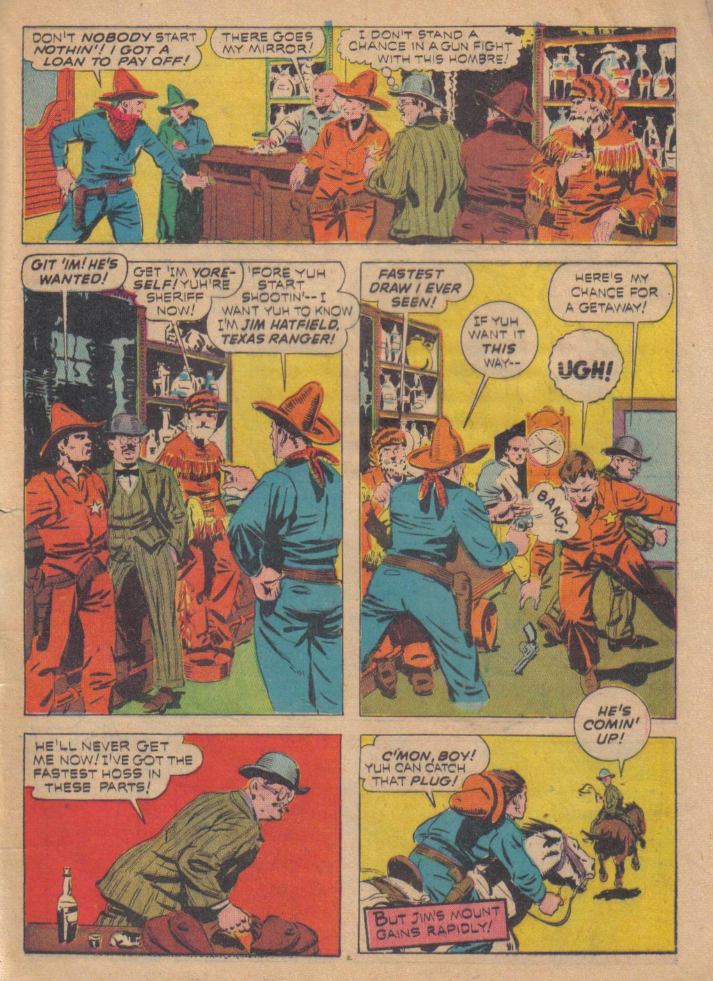 Exciting Comics (1940) issue 13 - Page 65