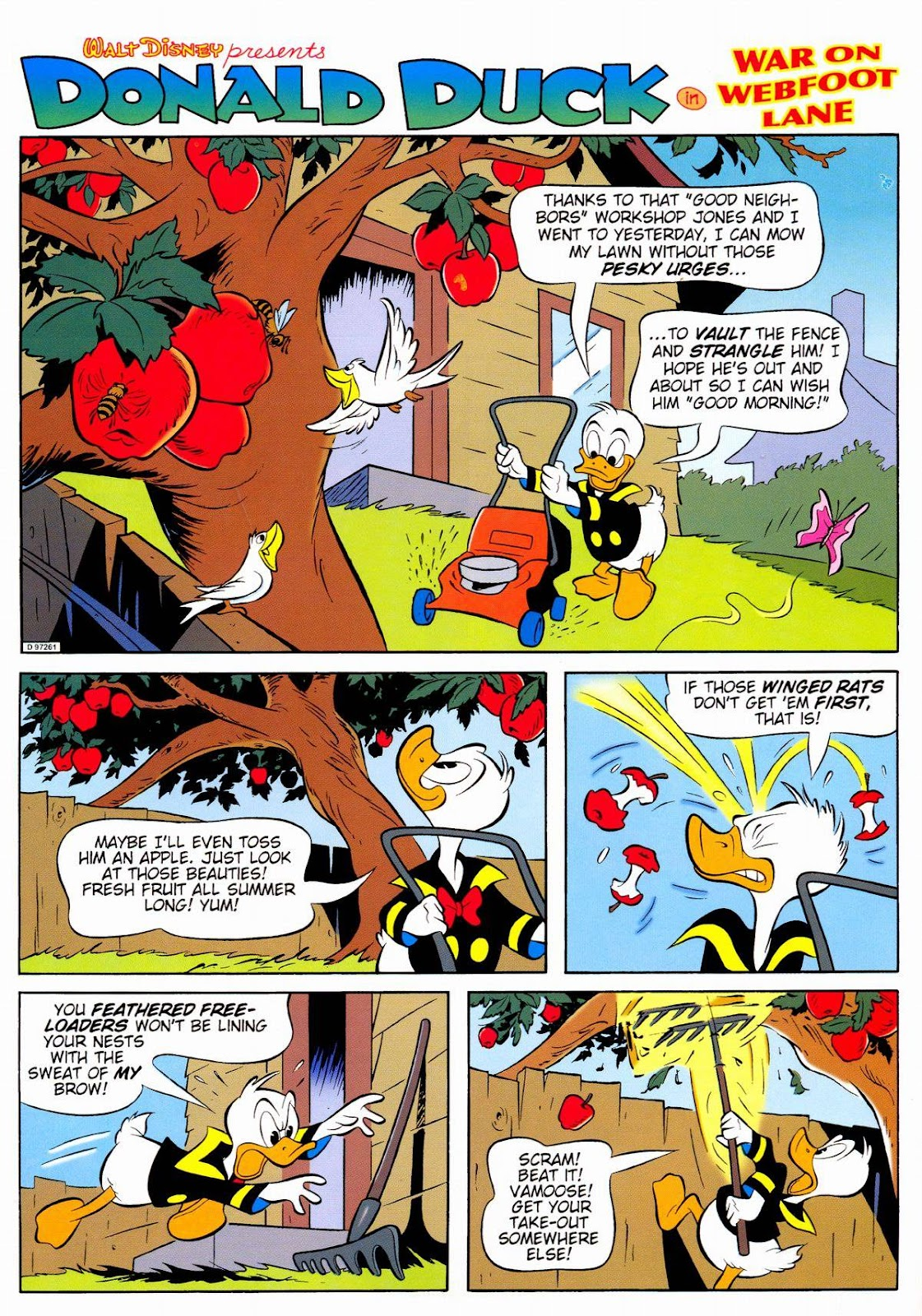 Walt Disney's Comics and Stories issue 640 - Page 55