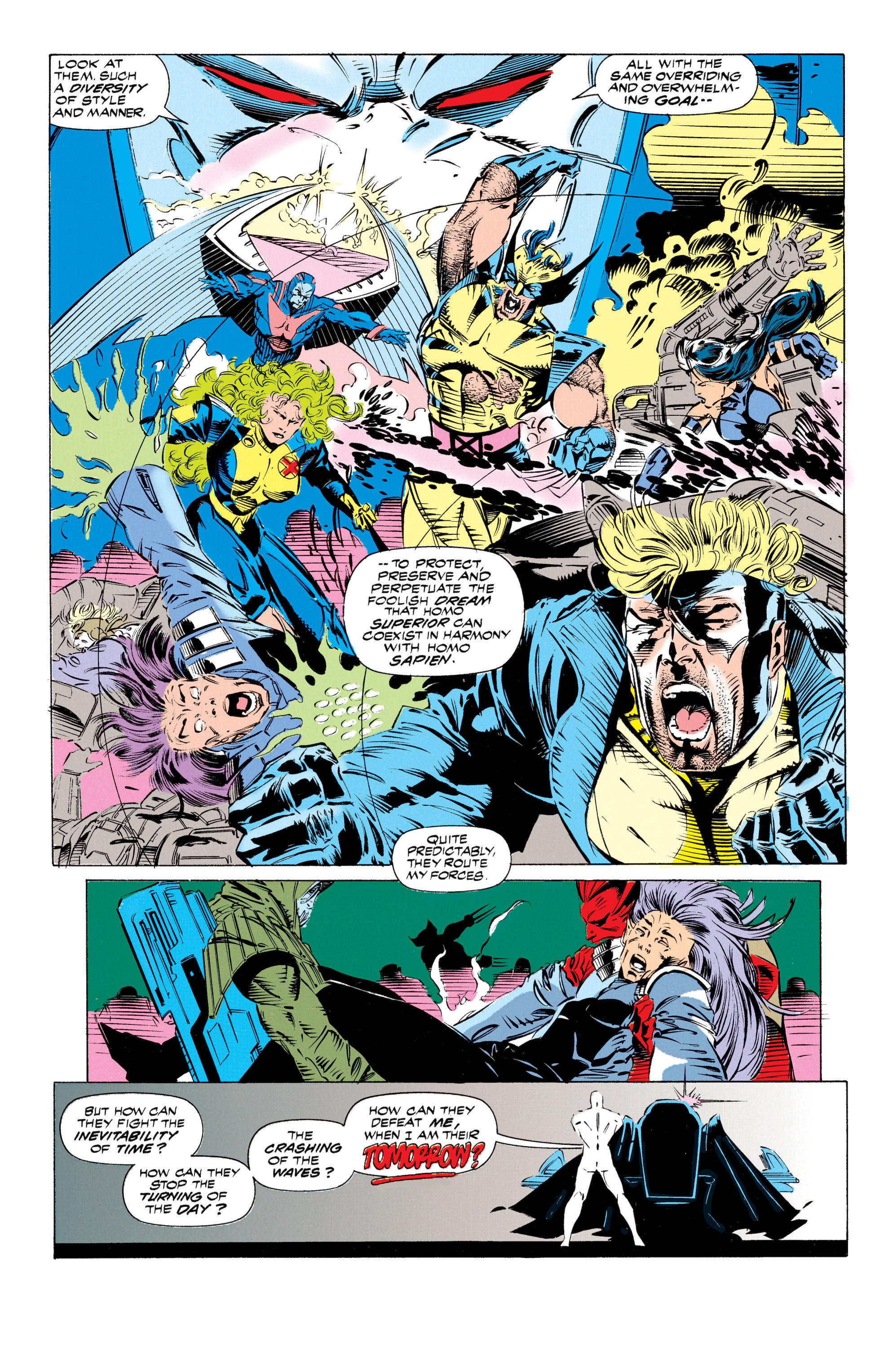 X-Men (1991) 16 Page 8