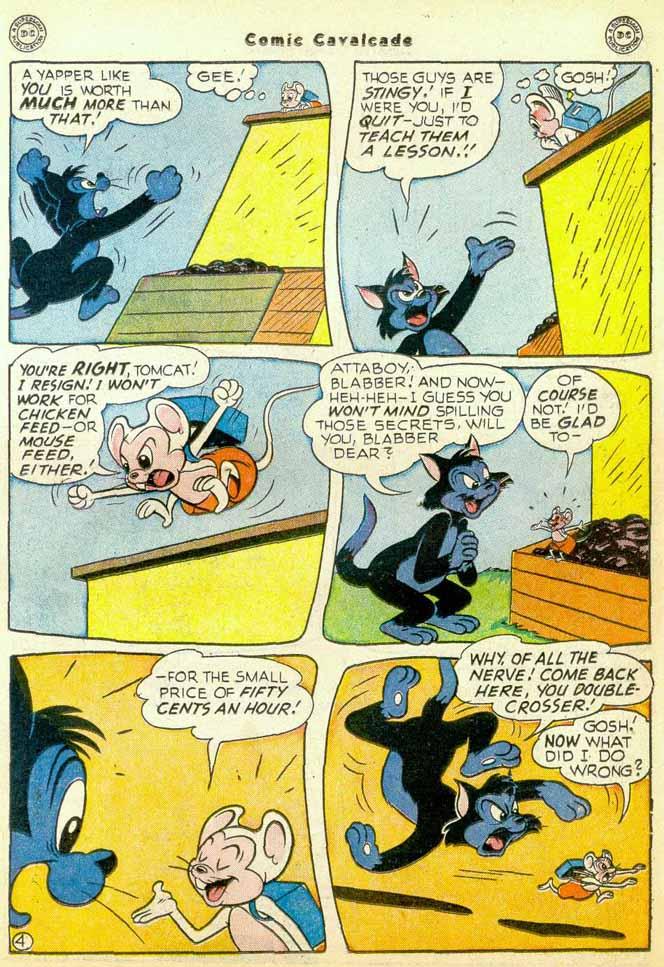 Comic Cavalcade issue 35 - Page 15