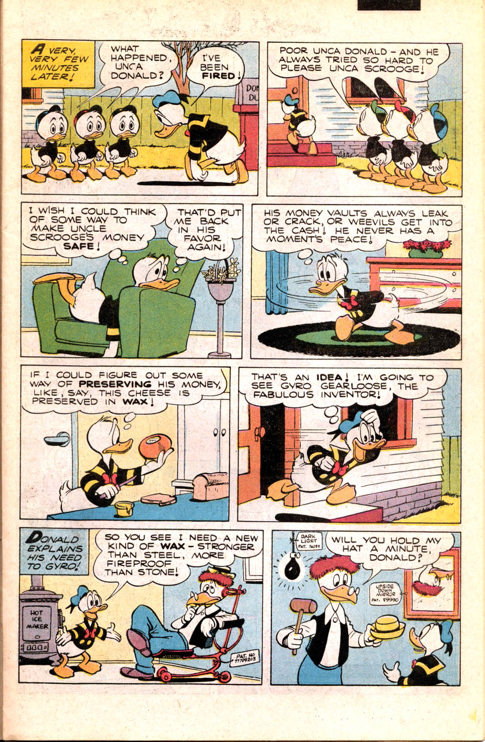 Read online Uncle Scrooge (1953) comic -  Issue #231 - 8