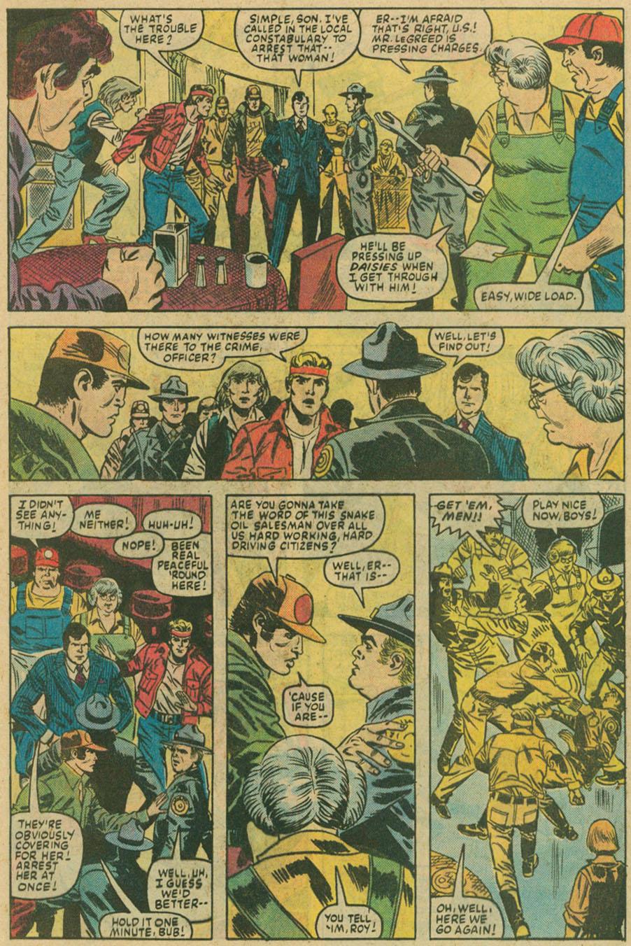Read online U.S. 1 comic -  Issue #6 - 7
