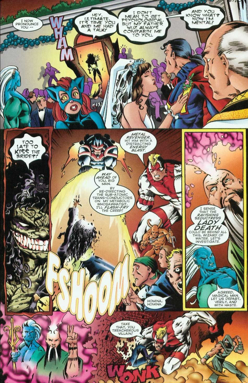 Read online Evil Ernie vs. the Superheroes comic -  Issue #1 - 21