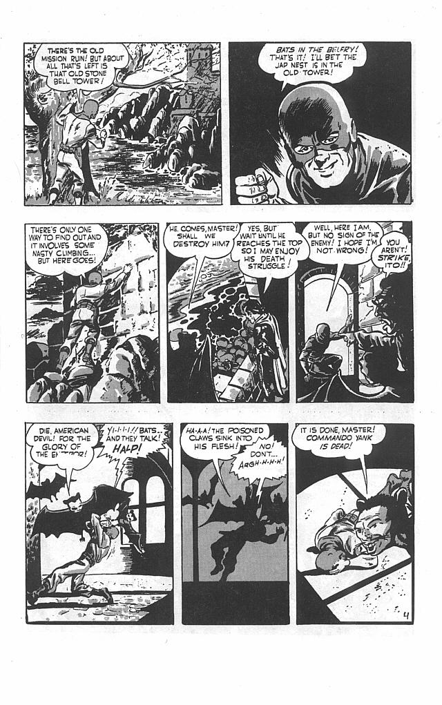 Read online Golden-Age Men of Mystery comic -  Issue #3 - 28