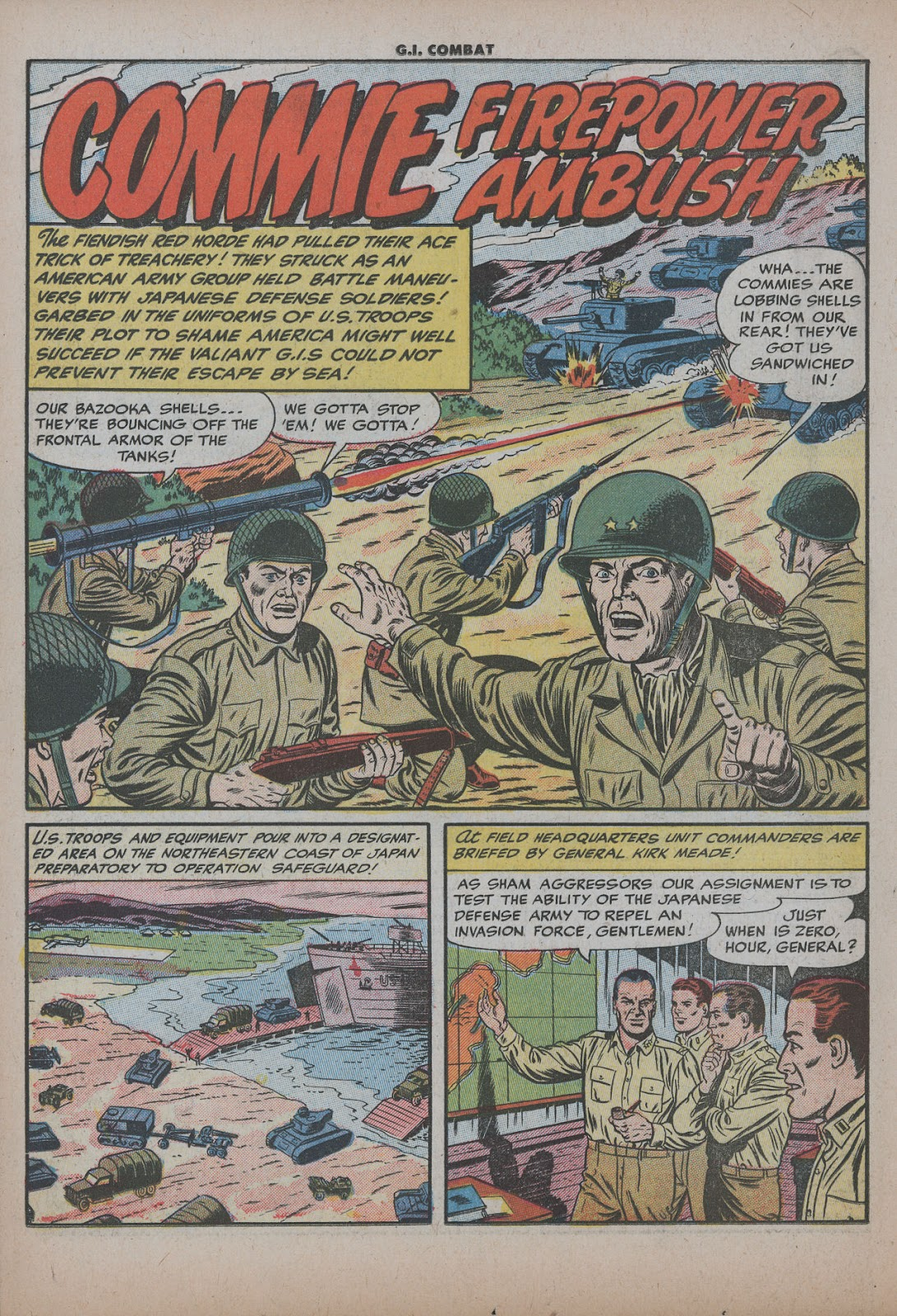 G.I. Combat (1952) issue 26 - Page 18