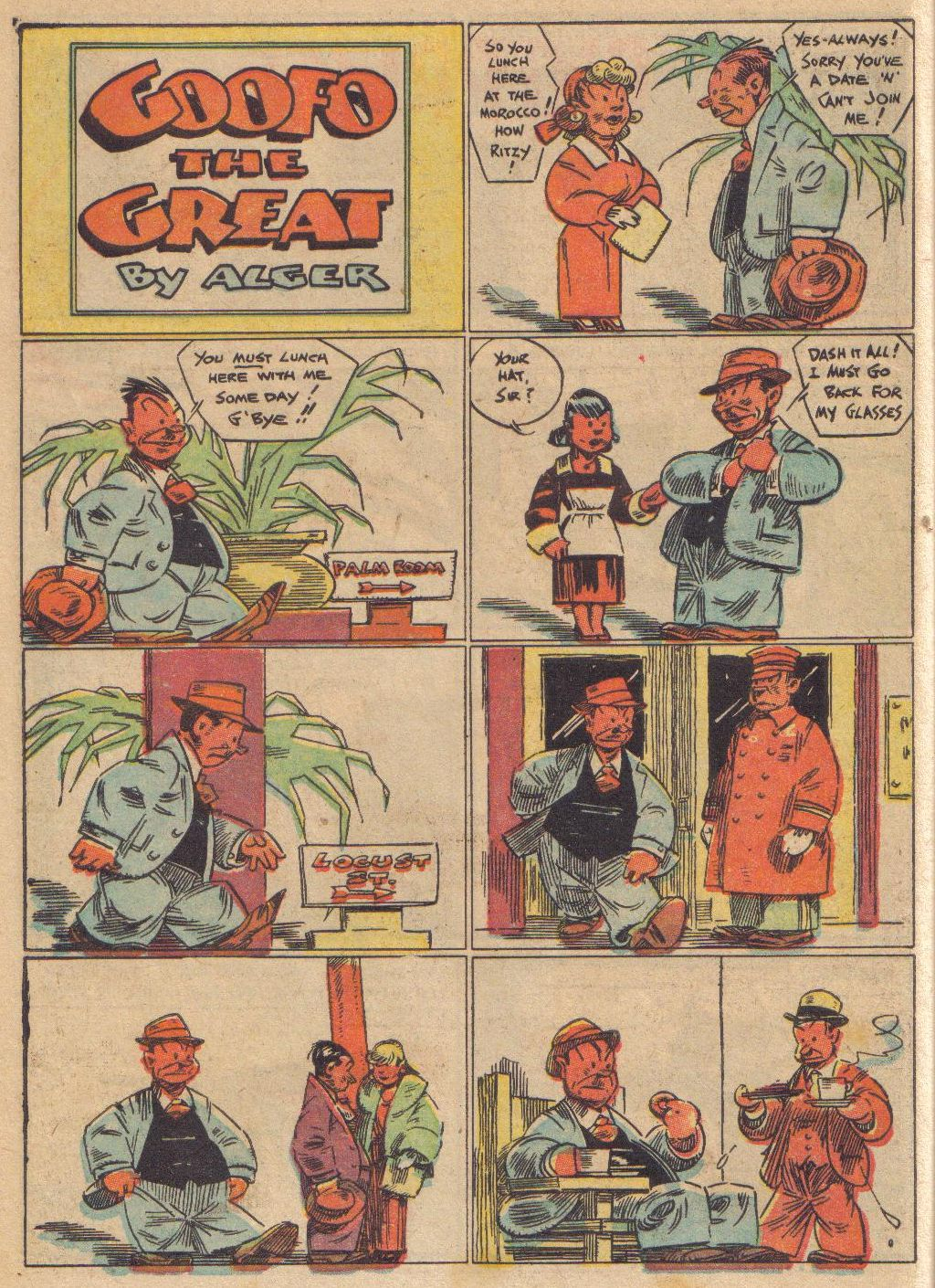 Read online Adventure Comics (1938) comic -  Issue #24 - 28