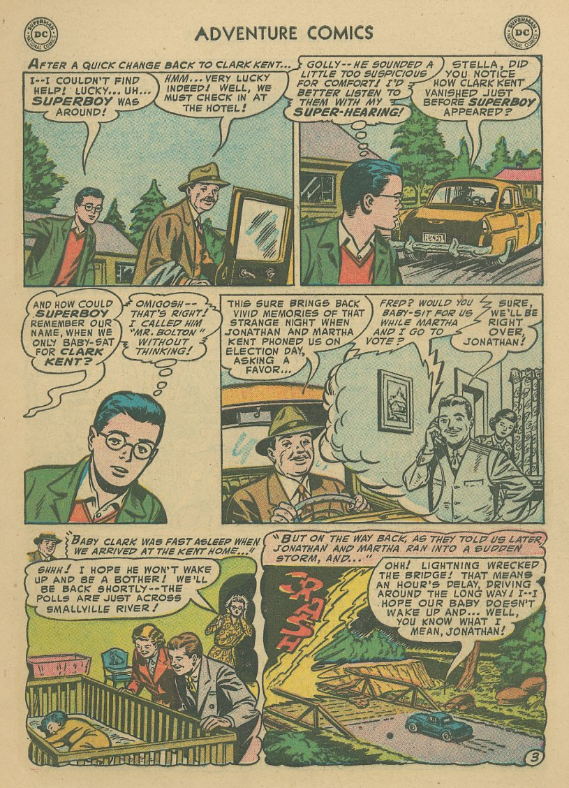 Read online Adventure Comics (1938) comic -  Issue #221 - 4