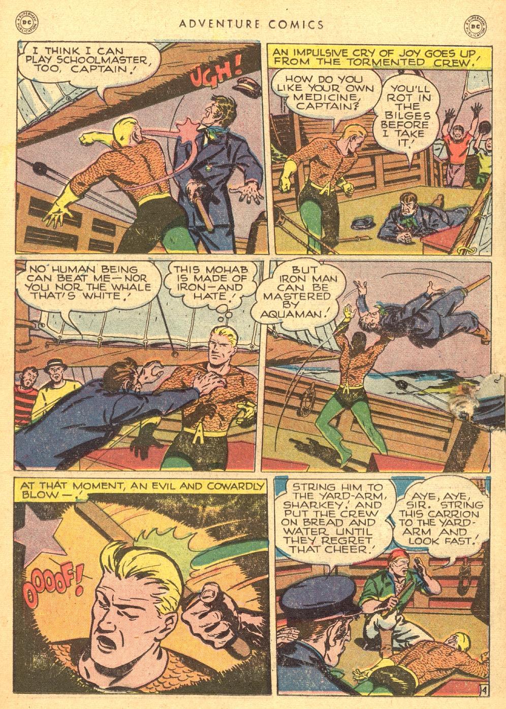 Read online Adventure Comics (1938) comic -  Issue #133 - 30
