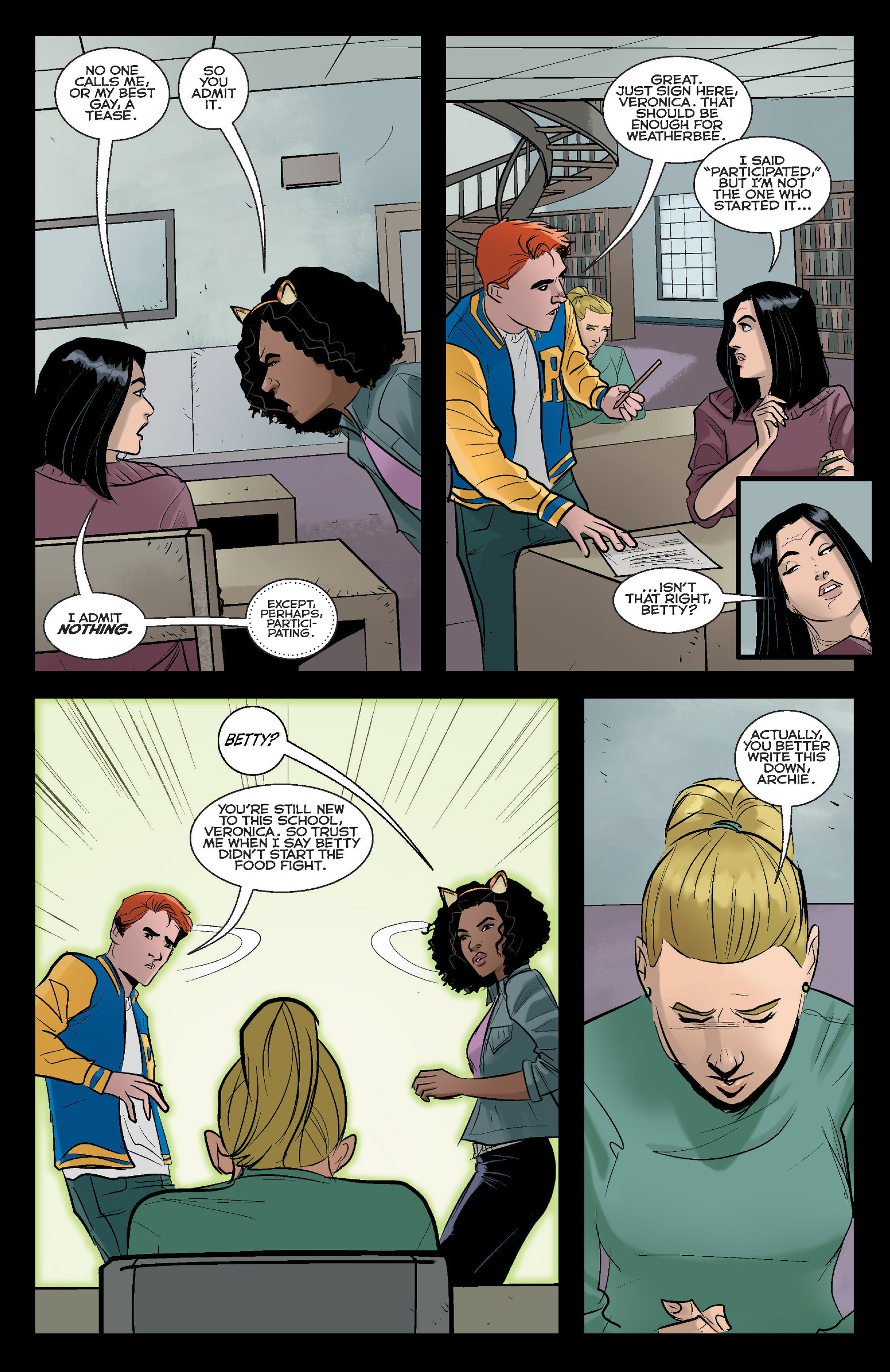 Read online Riverdale comic -  Issue #2 - 13
