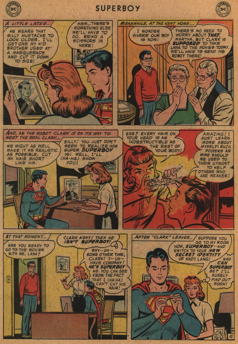 Superboy (1949) issue 63 - Page 26