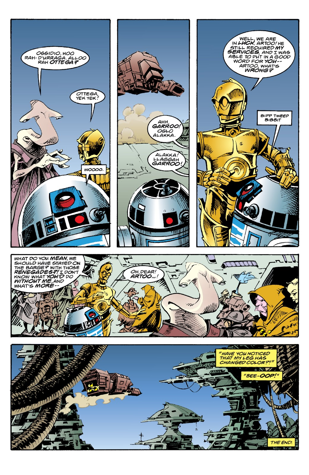 Read online Star Wars Legends Epic Collection: The Empire comic -  Issue # TPB 5 (Part 3) - 88