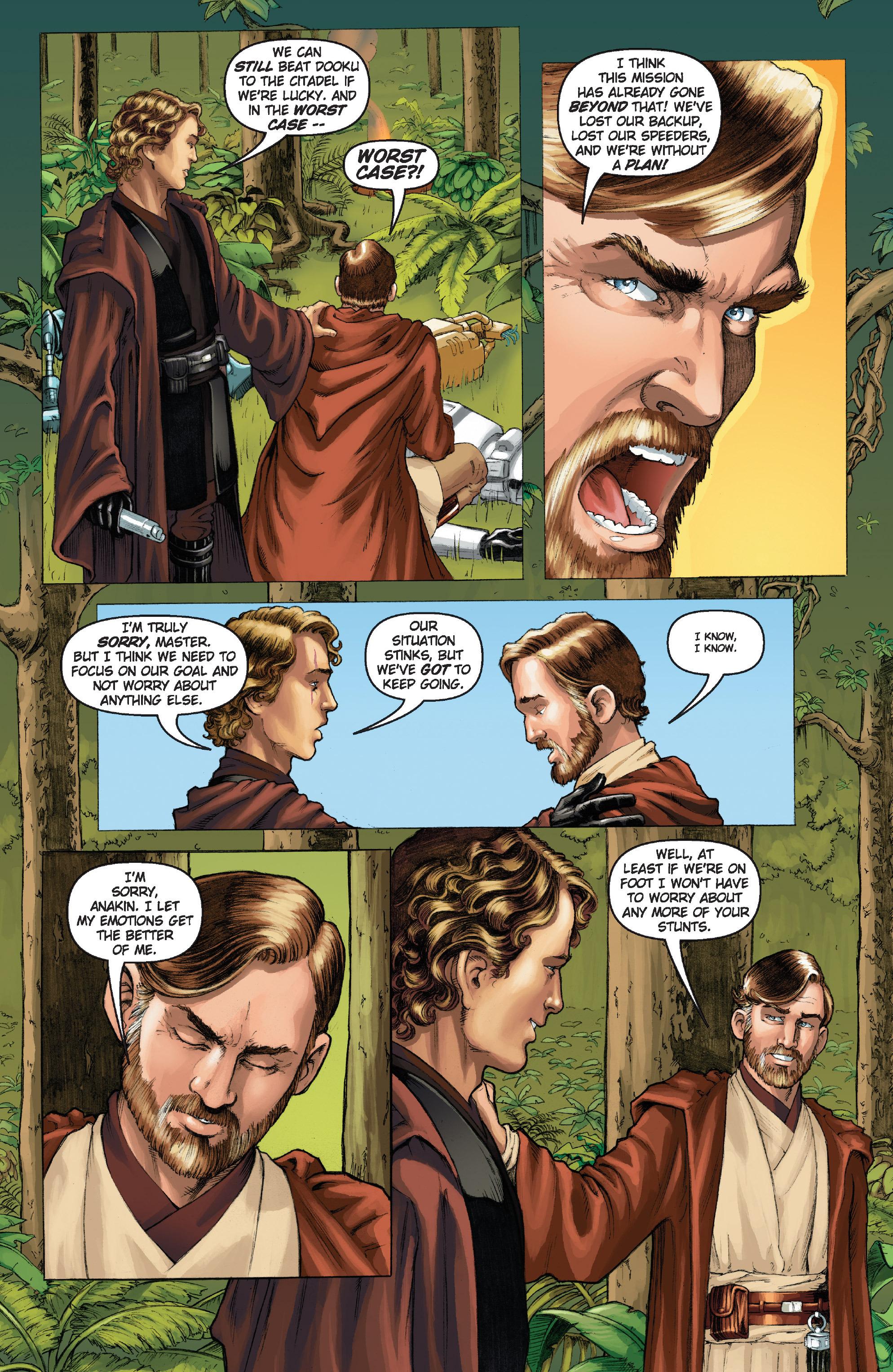 Read online Star Wars Omnibus comic -  Issue # Vol. 26 - 199