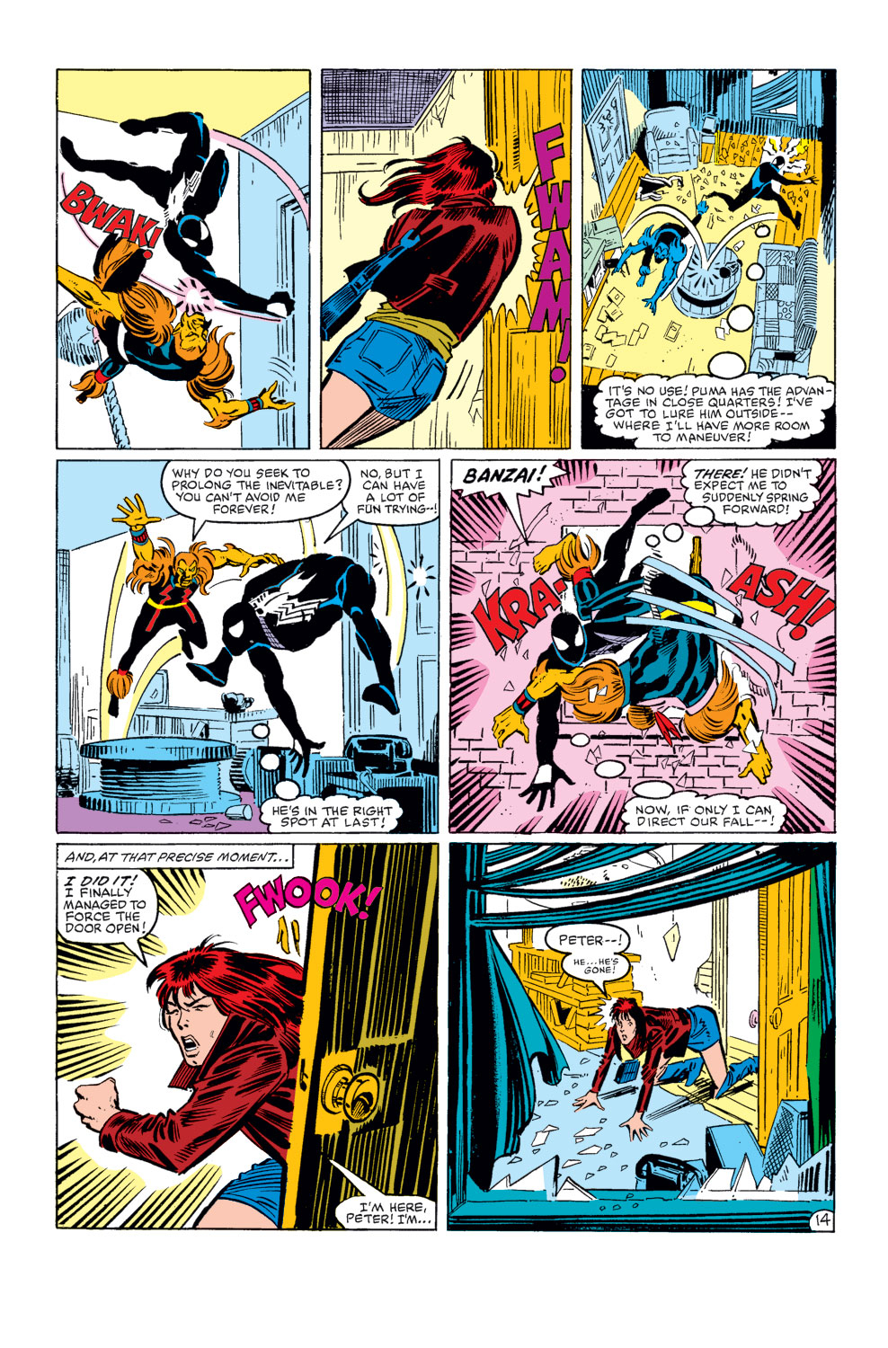 The Amazing Spider-Man (1963) 257 Page 14