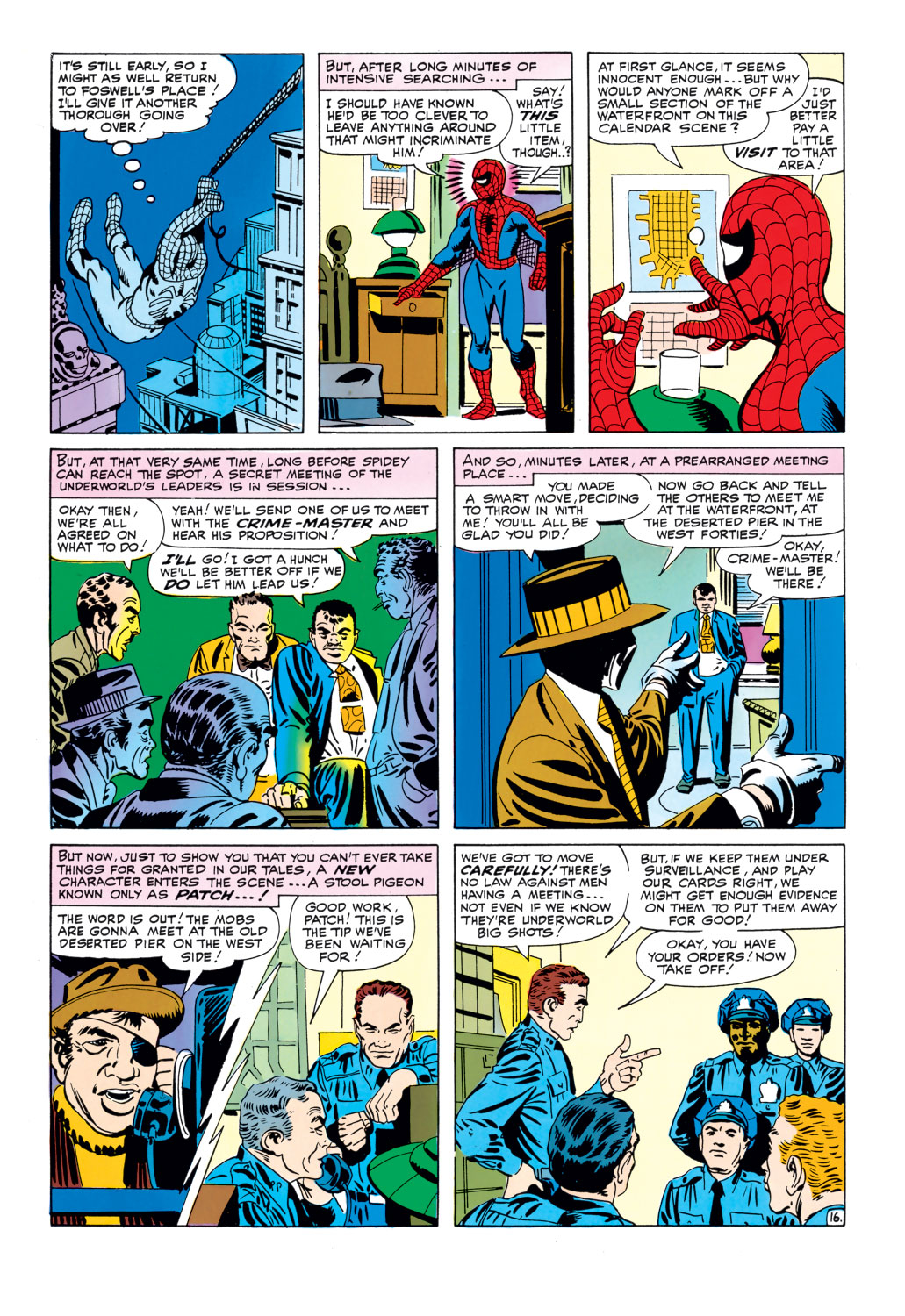 The Amazing Spider-Man (1963) 26 Page 16