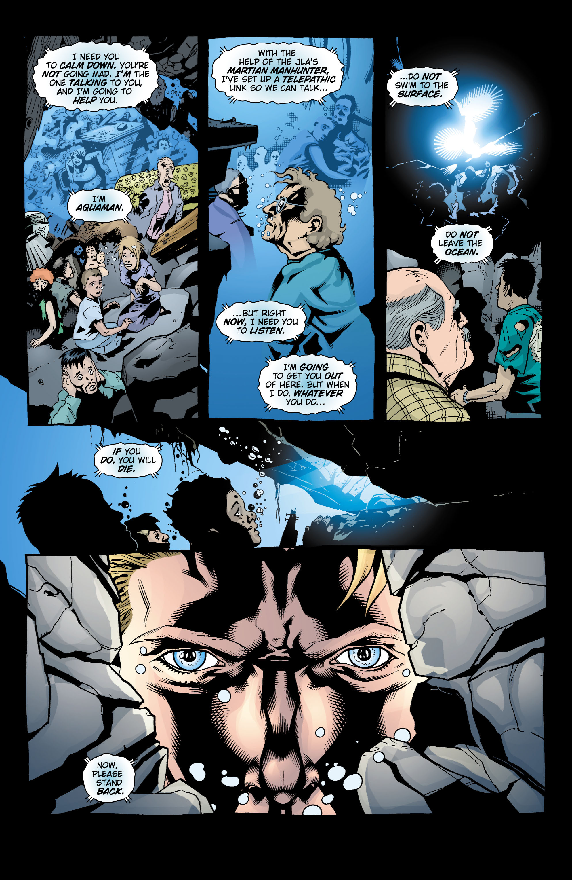 Read online Aquaman (2003) comic -  Issue #17 - 3