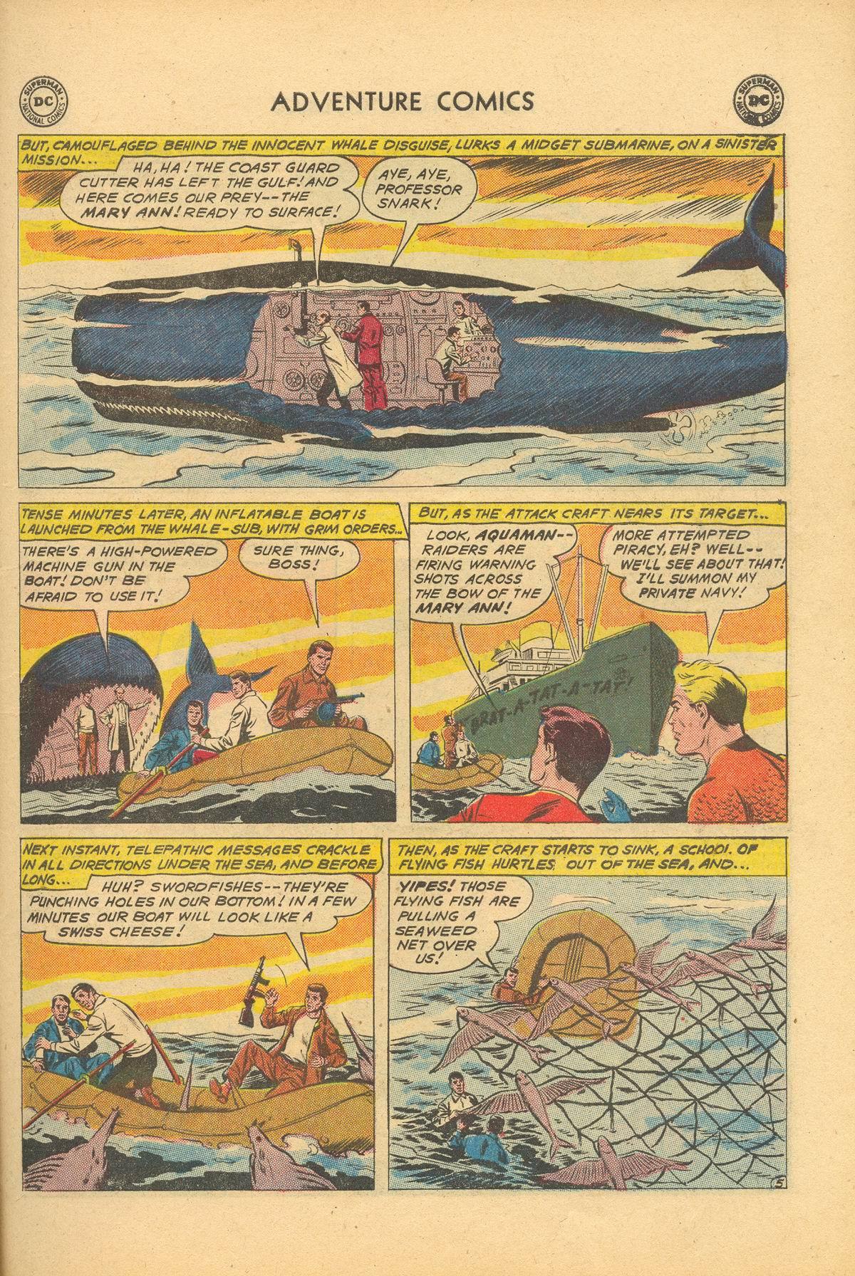Read online Adventure Comics (1938) comic -  Issue #284 - 23