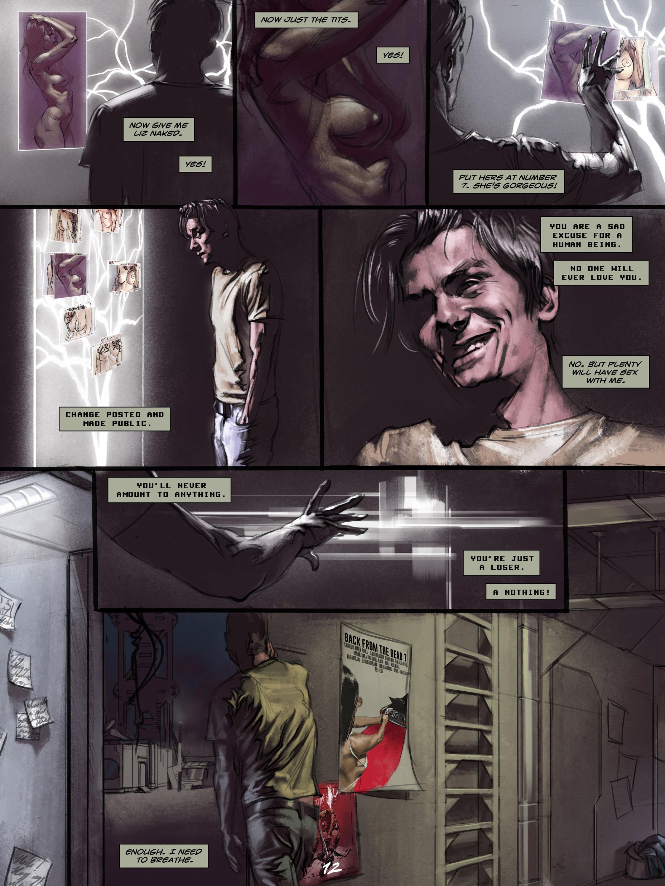 Read online Wynter comic -  Issue #4 - 13