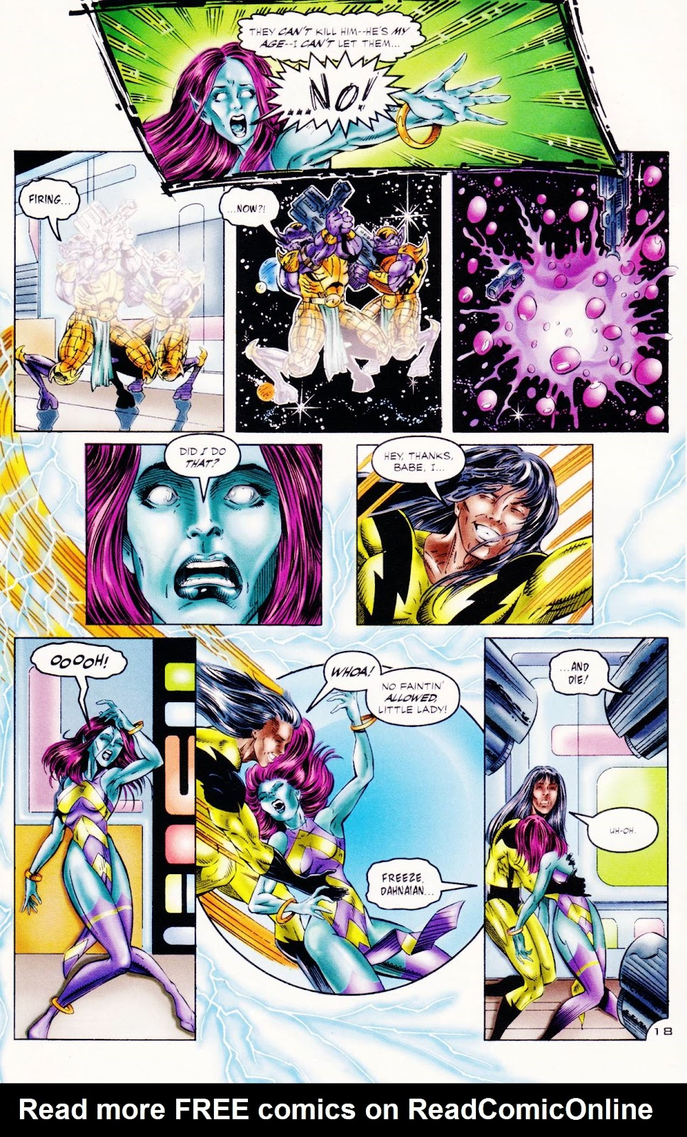 Read online The Alliance comic -  Issue #2 - 19