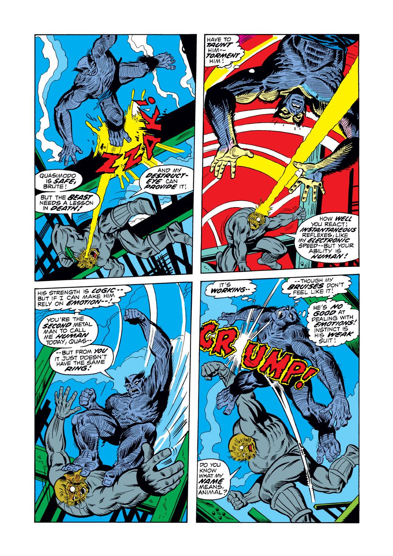 Read online Amazing Adventures (1970) comic -  Issue #14 - 18