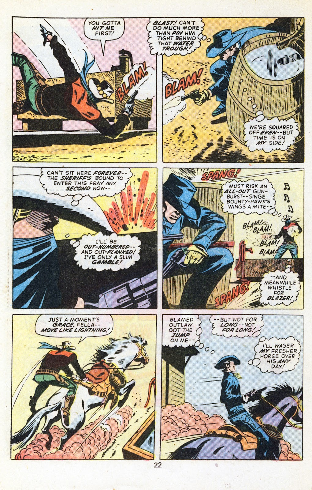 The Outlaw Kid (1970) issue 29 - Page 24