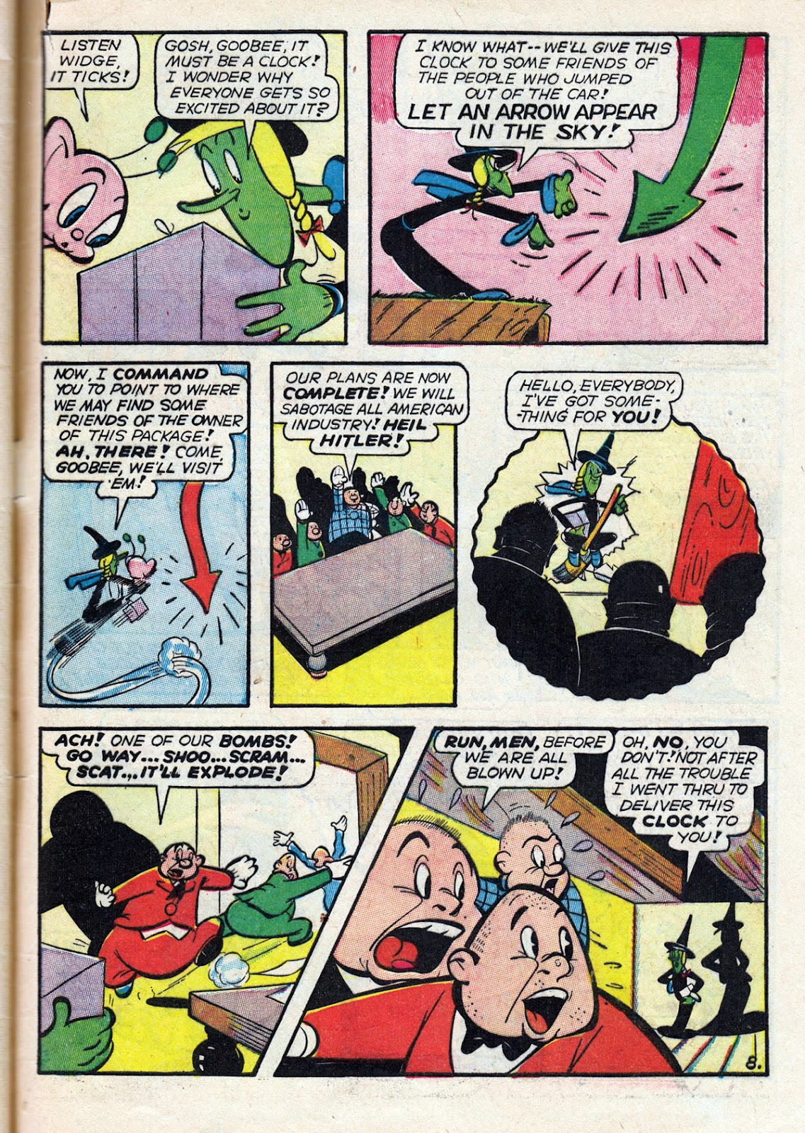 Read online Comedy Comics (1942) comic -  Issue #14 - 65