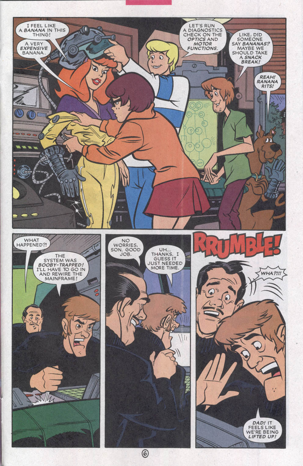 Read online Scooby-Doo (1997) comic -  Issue #75 - 41