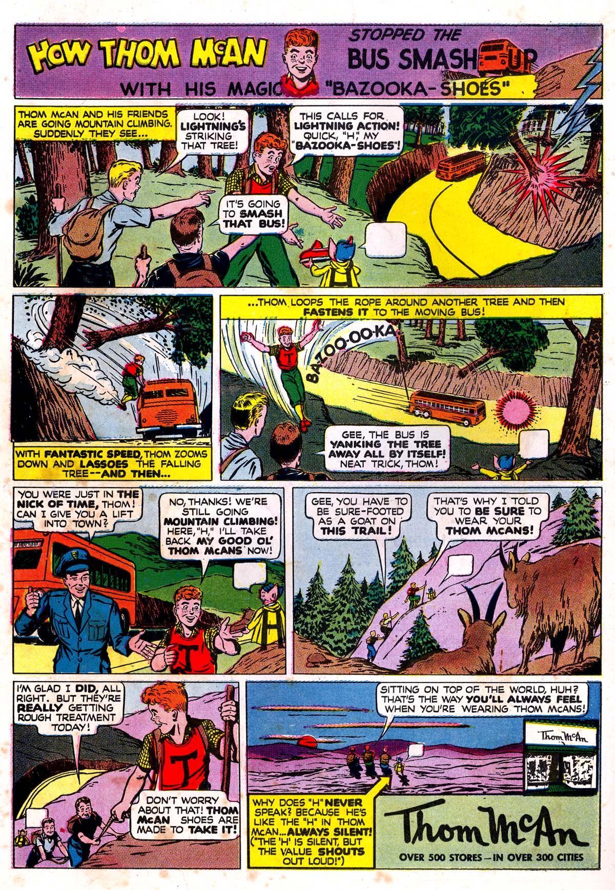 Read online Animal Antics comic -  Issue #5 - 52