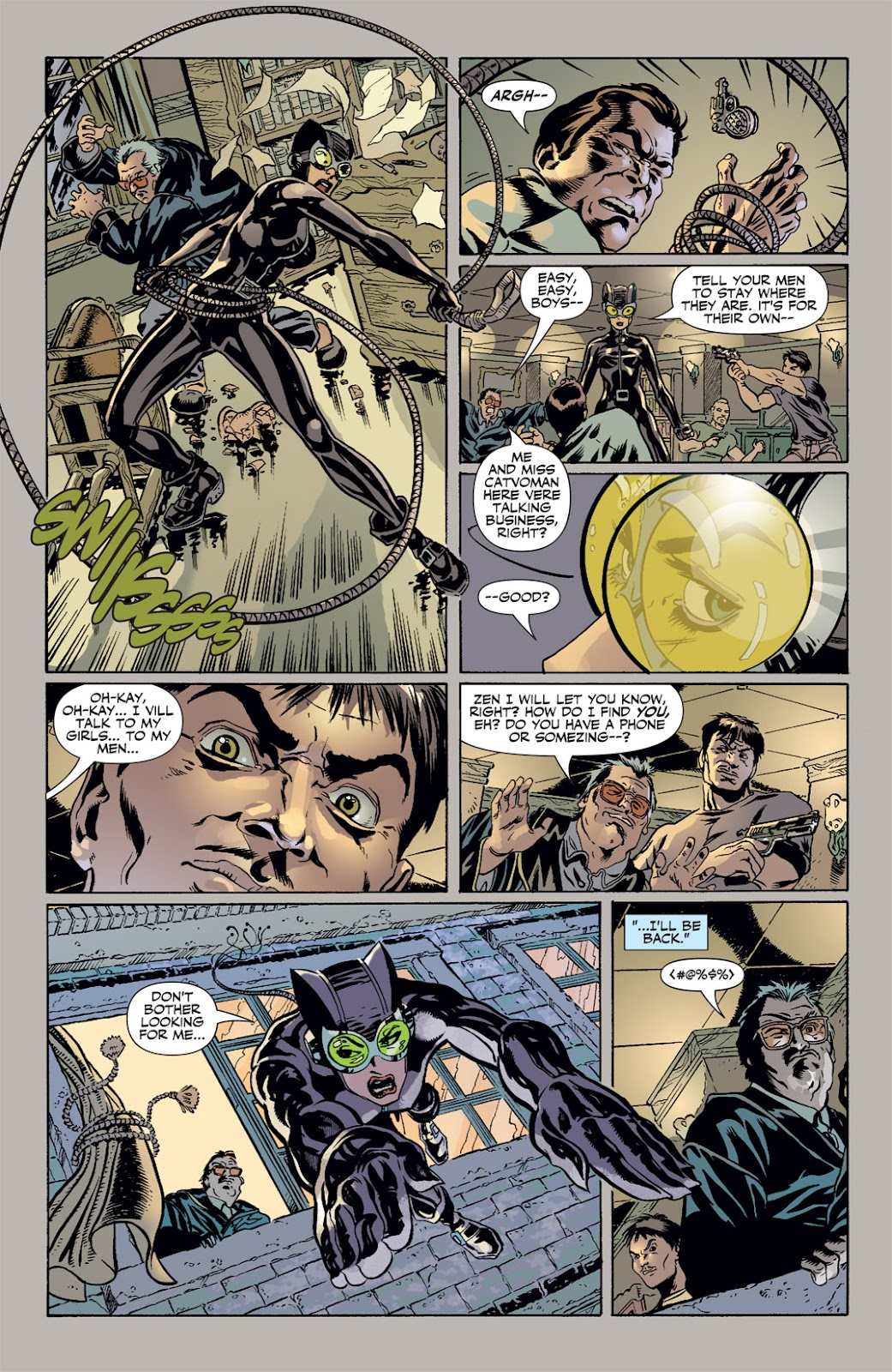 Catwoman (2002) Issue #41 #41 - English 17