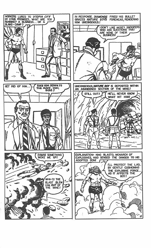 Read online Men of Mystery Comics comic -  Issue #41 - 47
