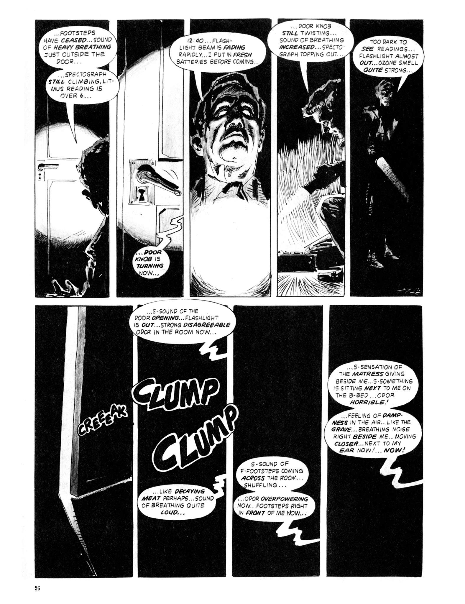 Read online Eerie Archives comic -  Issue # TPB 20 - 56