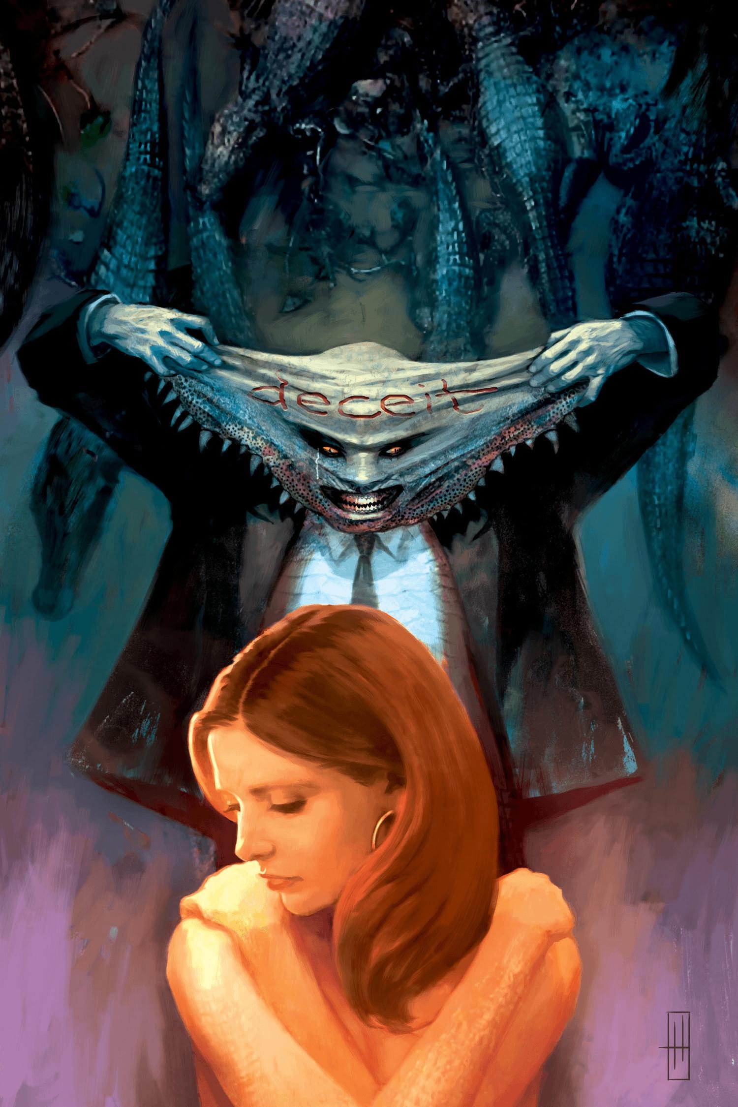 Read online Buffy the Vampire Slayer: Omnibus comic -  Issue # TPB 2 - 309
